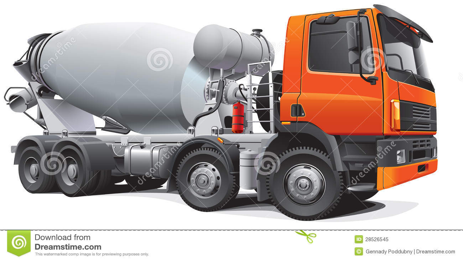 Grande betoniera