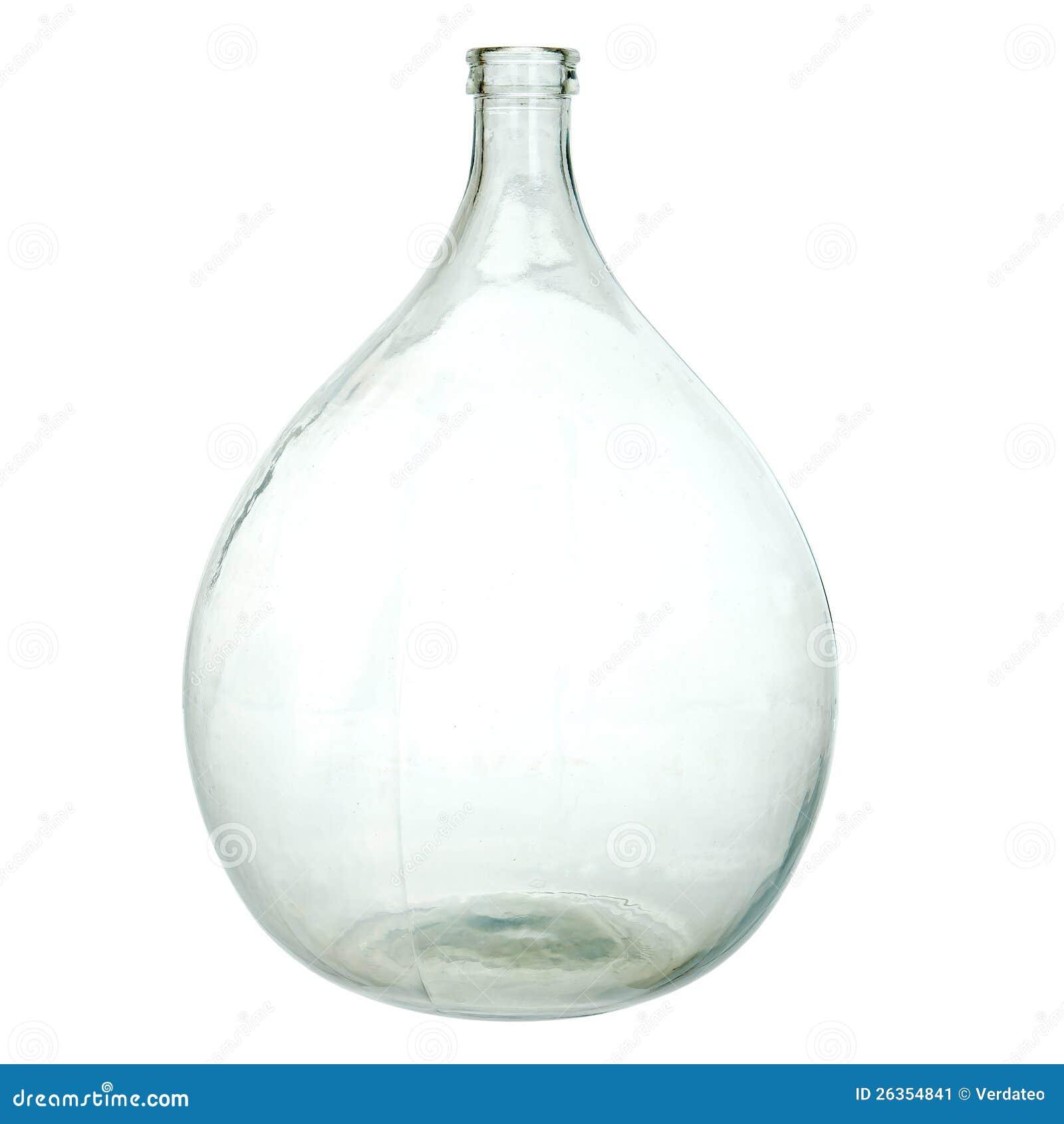 Grande bouteille vide de vin image stock image 26354841 - Achat de bouteille de vin vide ...
