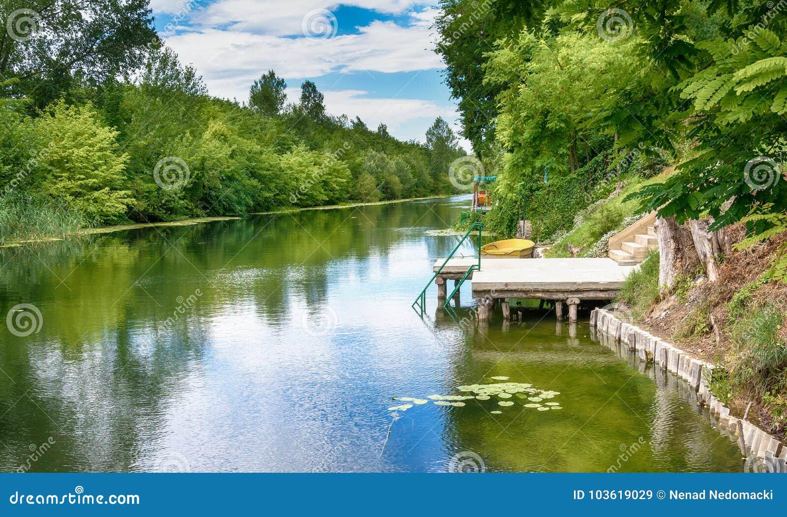 Grande canale di Backa