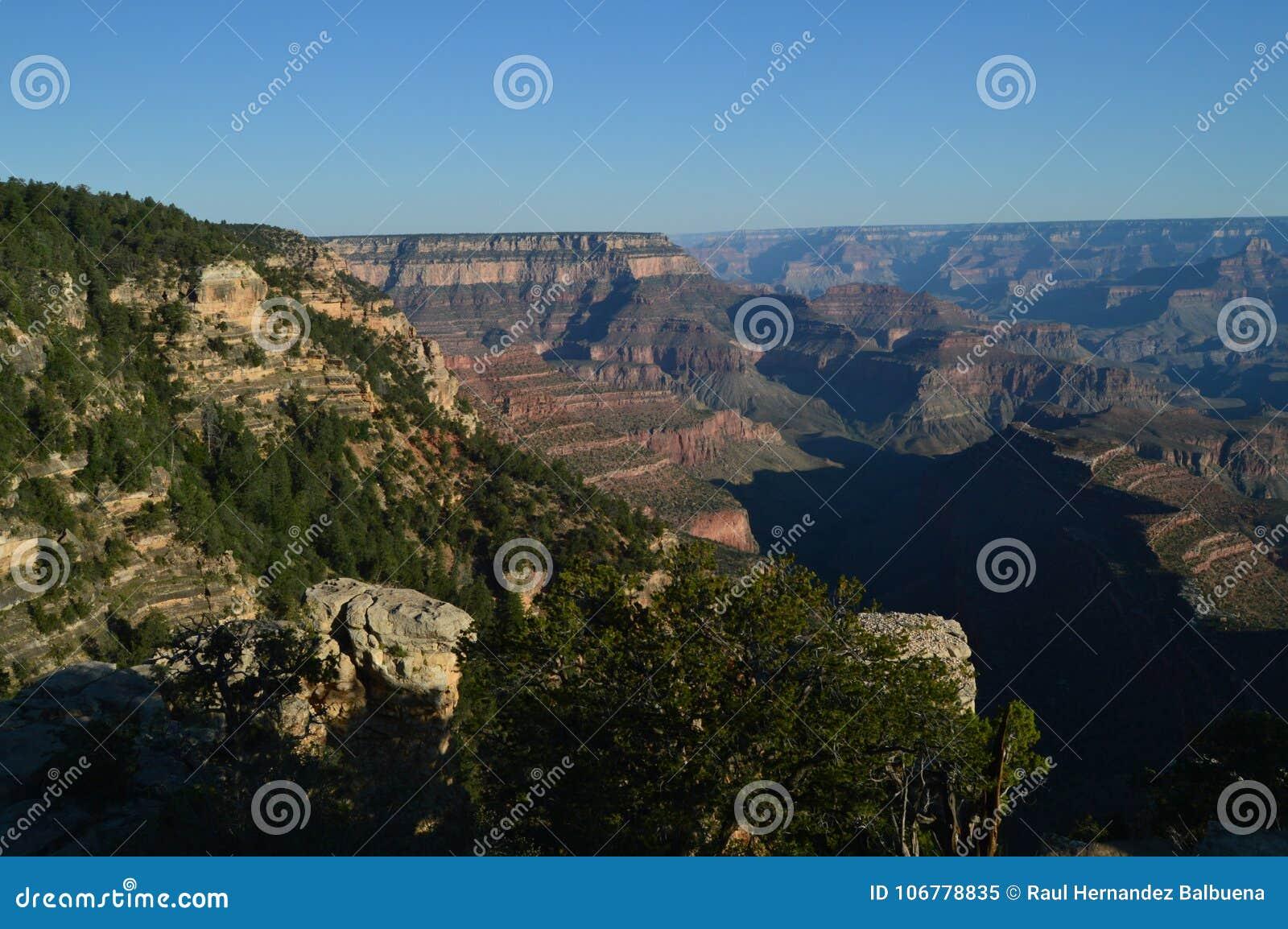 Grande canyon del fiume di colorado Formazioni geologiche