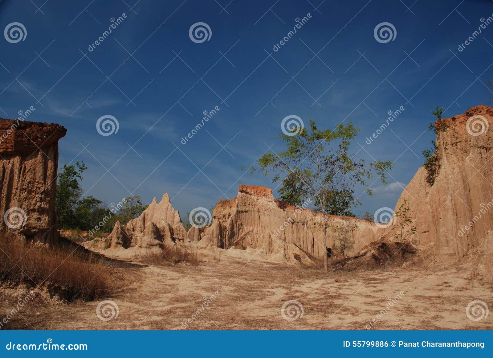 Grande canyon Tailandia