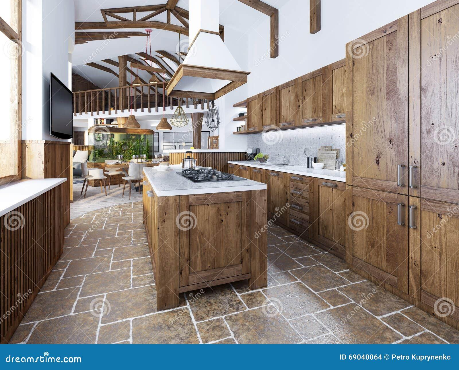 Cozinha Com Ilha No Meio Cozinha Com Ilha Cozinha Com Ilha E Mesa