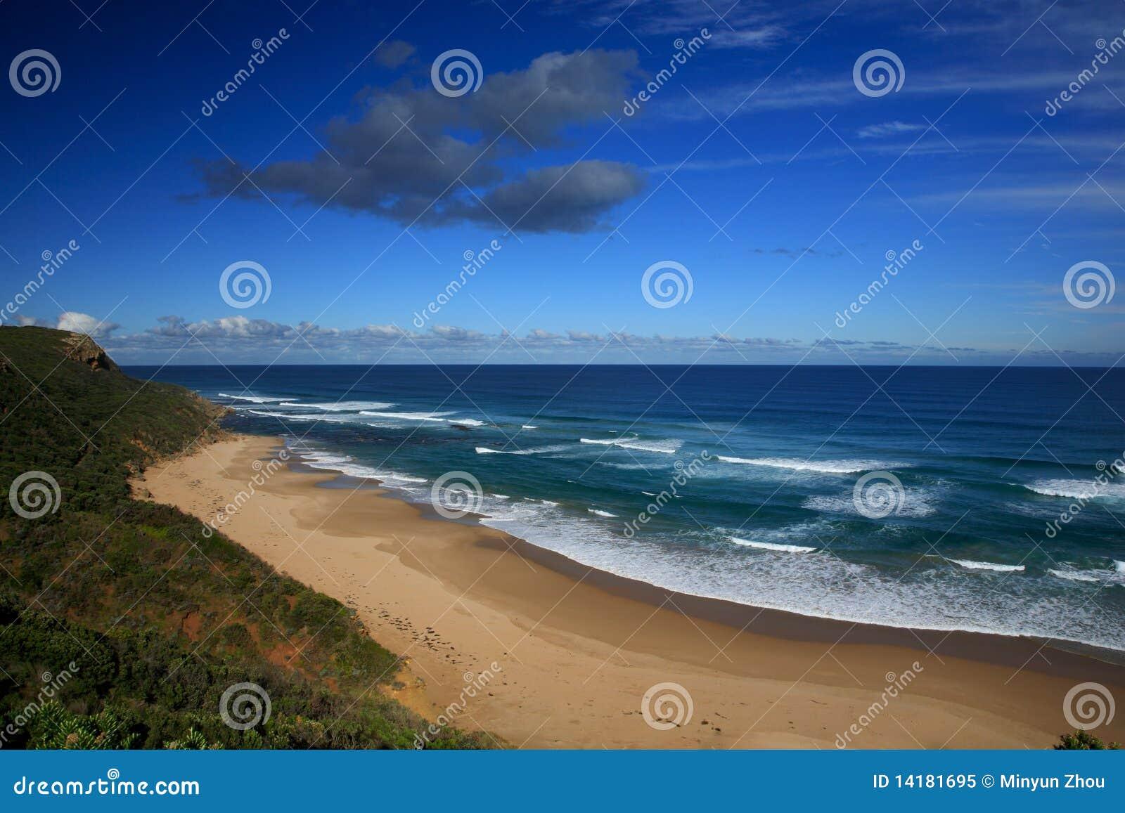 A grande estrada do oceano