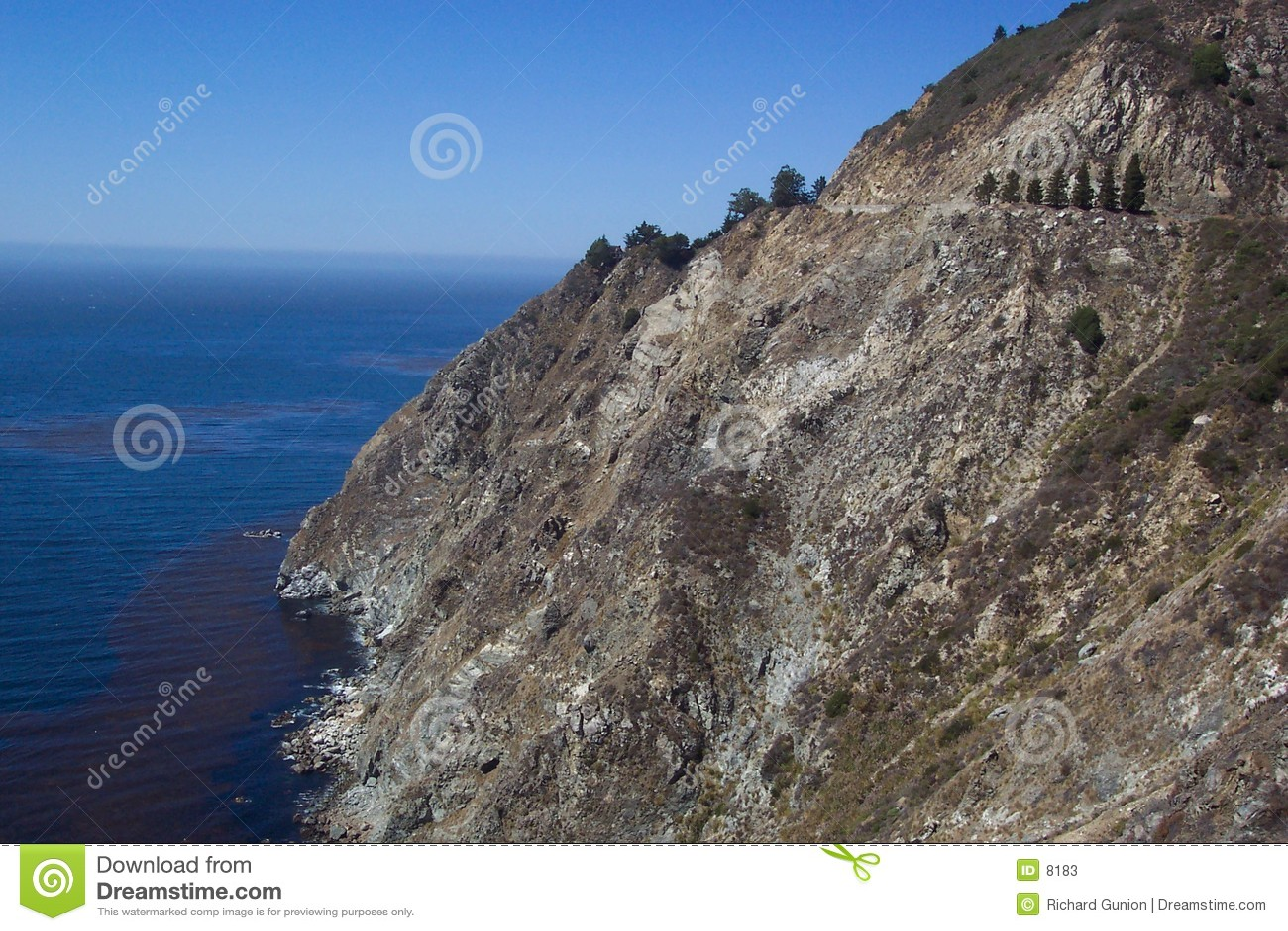 Grande falaise de Sur