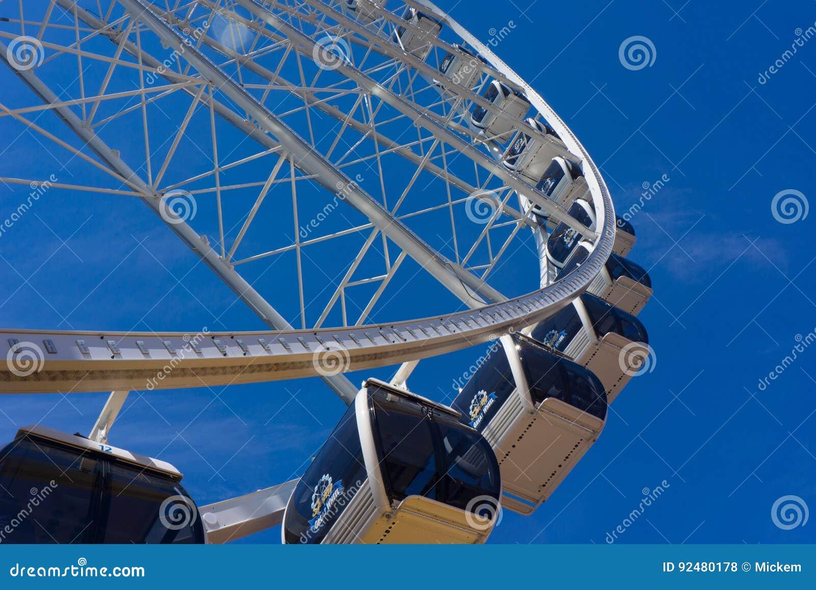 Grande Ferris Wheel - orizzontale