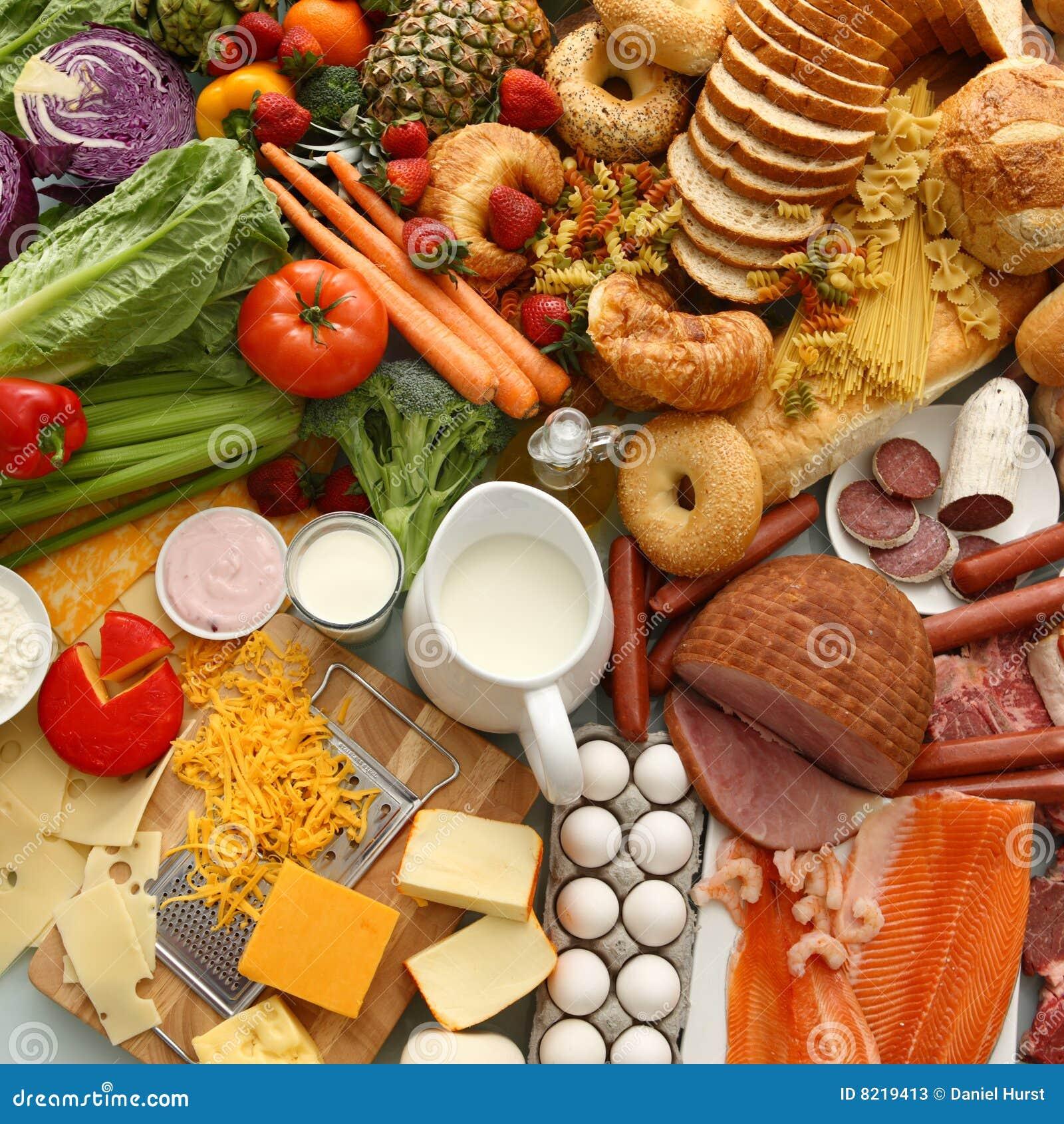 Grande gruppo di alimenti