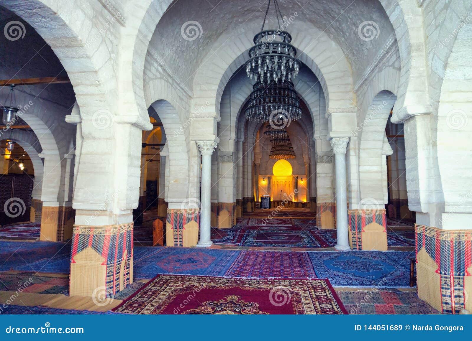 Grande mesquita de Sousse, Tunísia