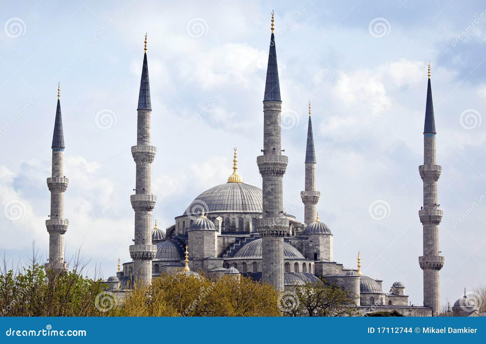 Grande mesquita, Istambul
