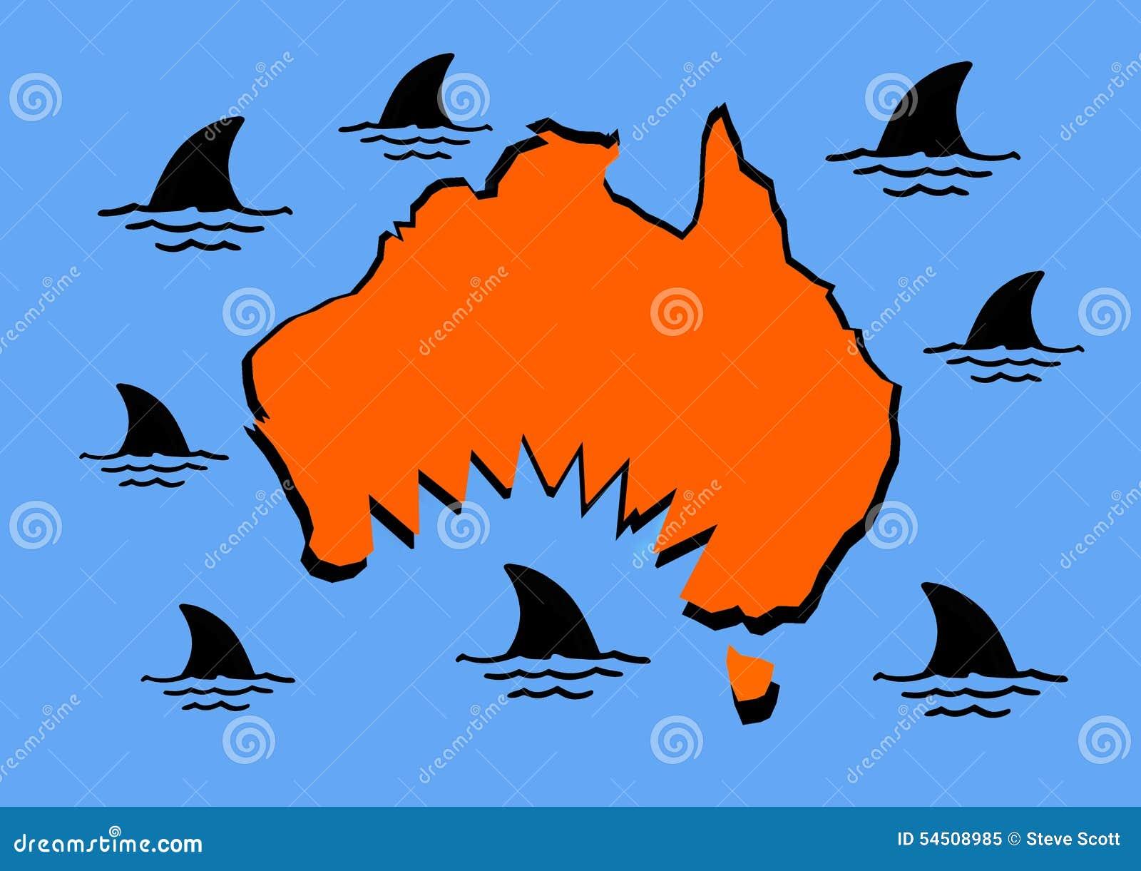 Grande morsure australienne