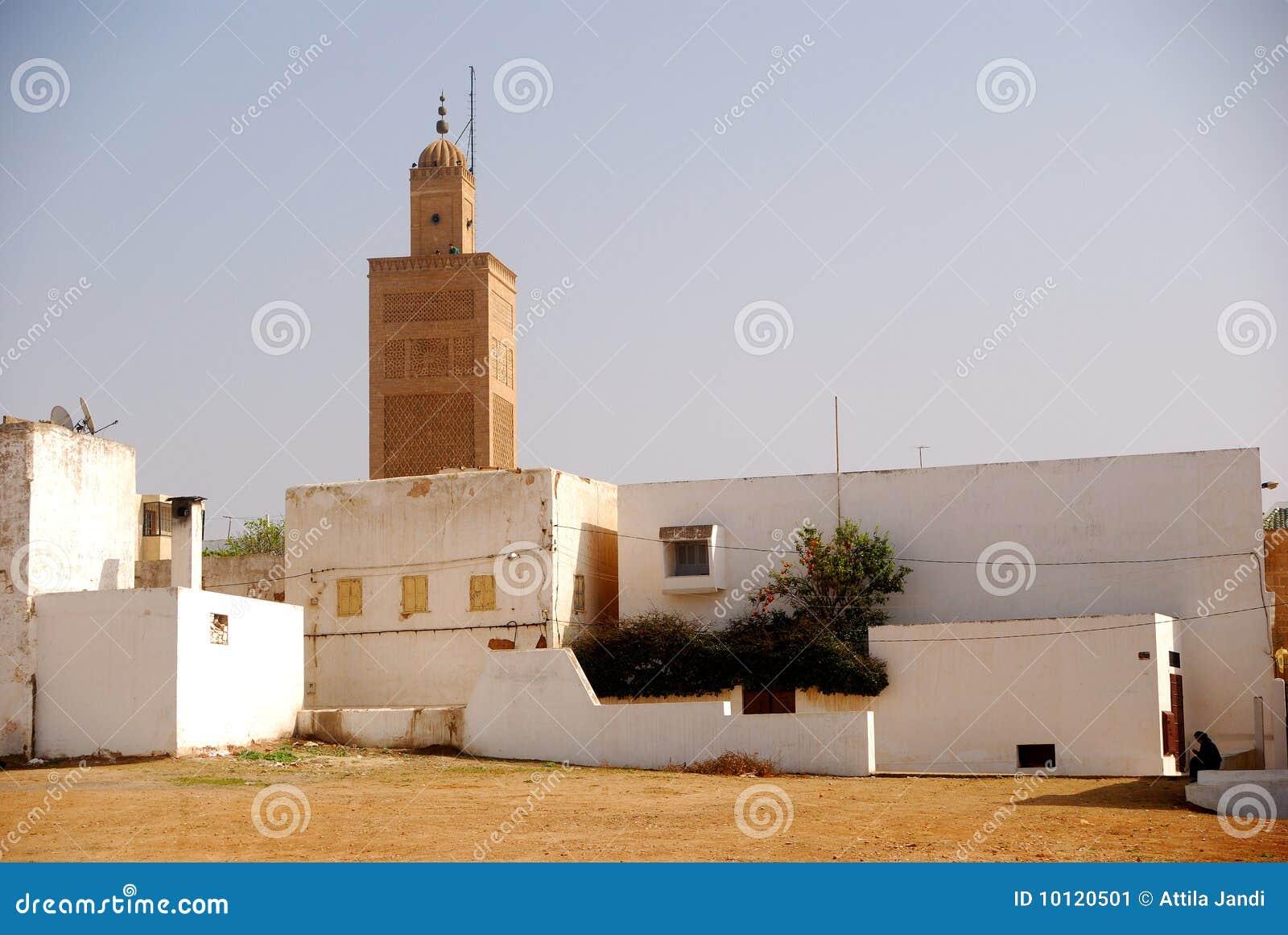 Grande moschea, vendita, Marocco