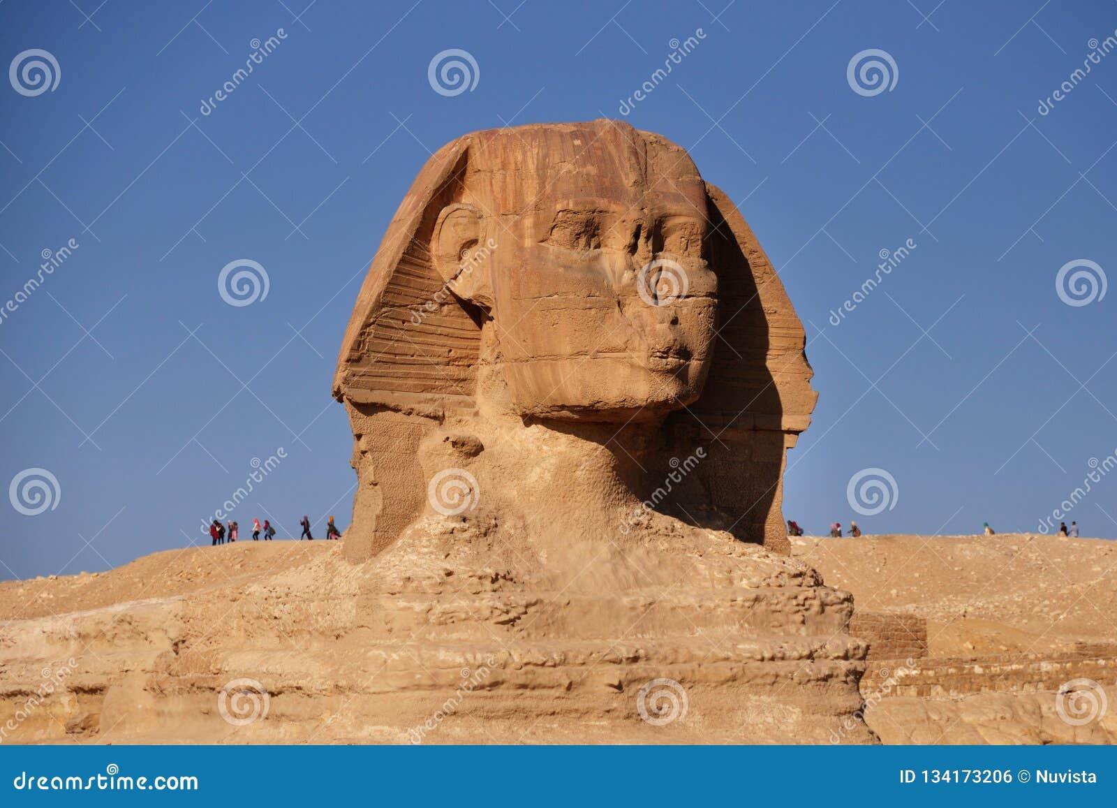 Grande Sphinx di Giza