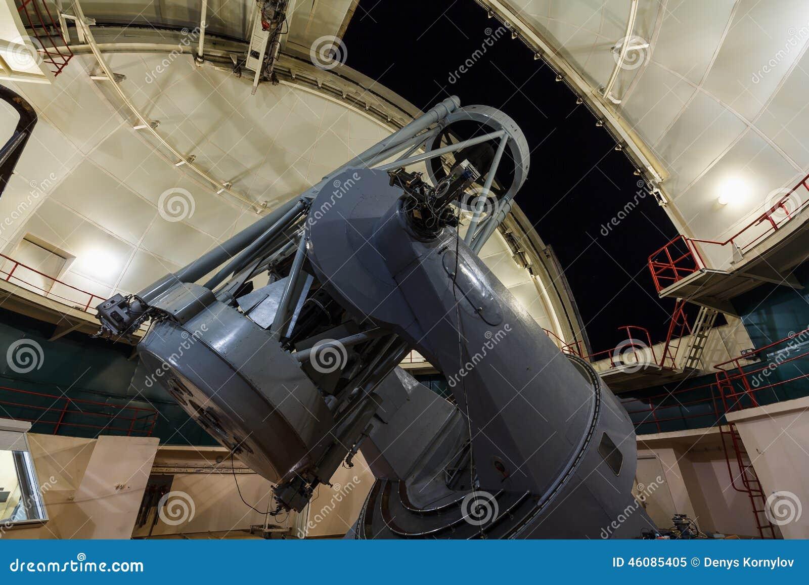 Grande telescópio ótico