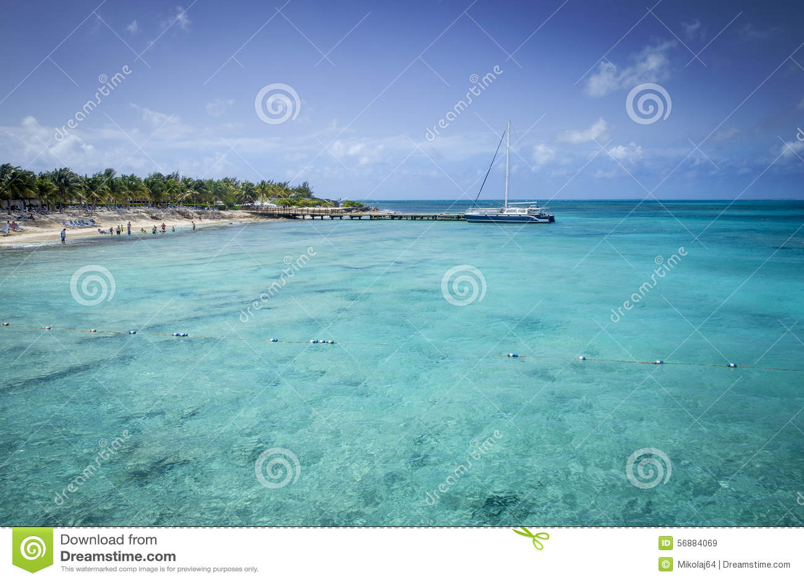 Grande Turk Island, caraibico