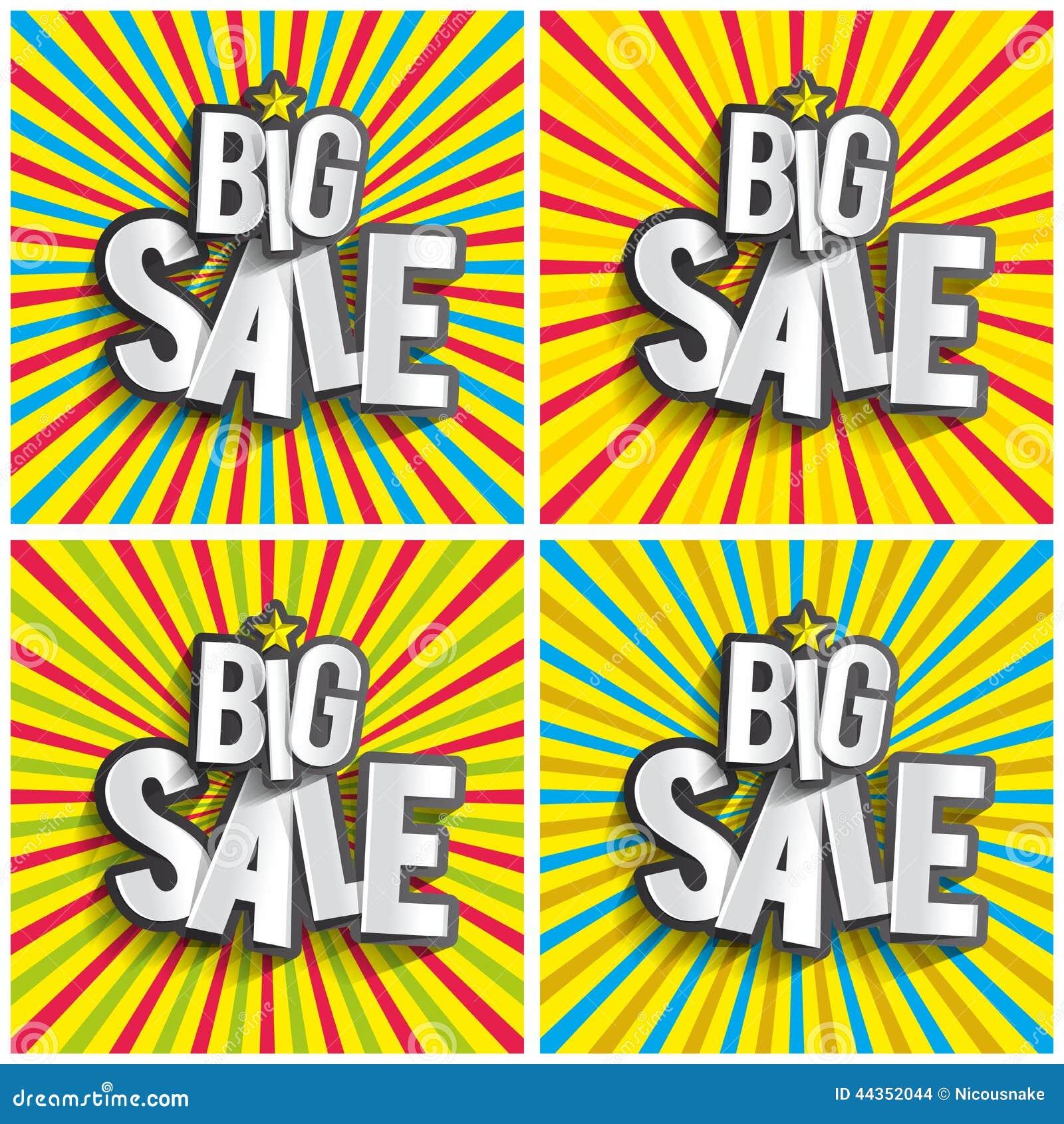 Grande vendita di hard discount