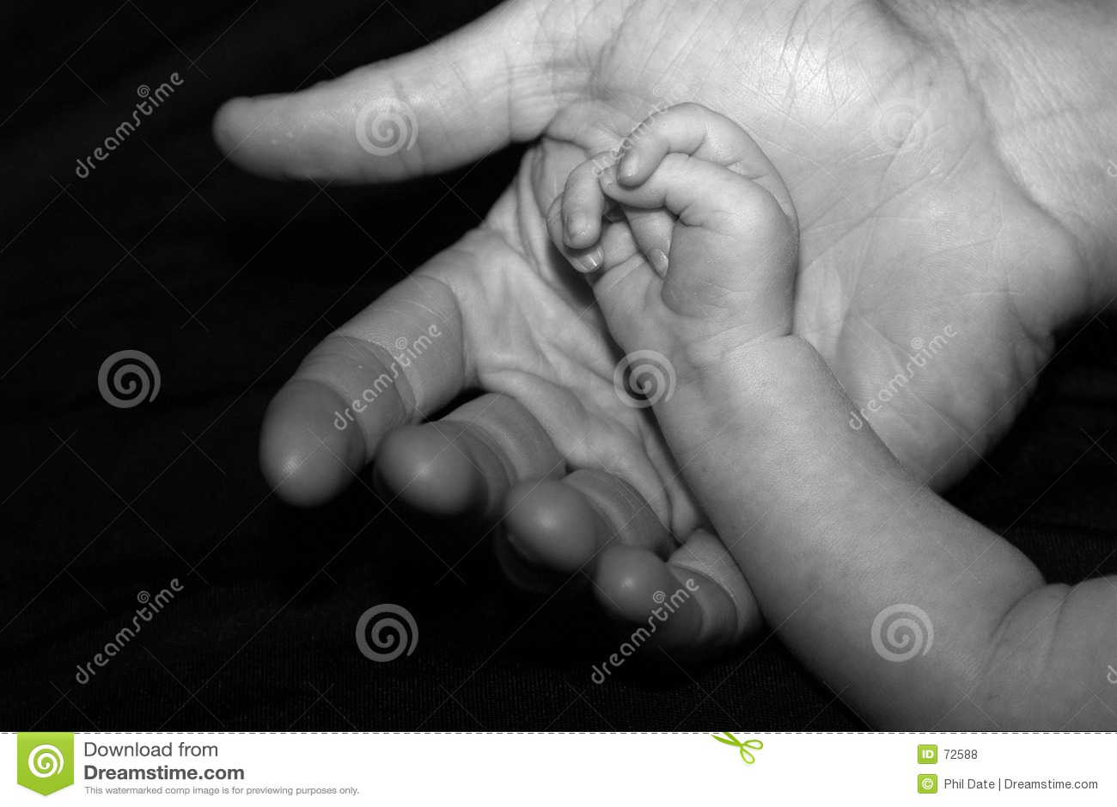 Grandes et petites mains