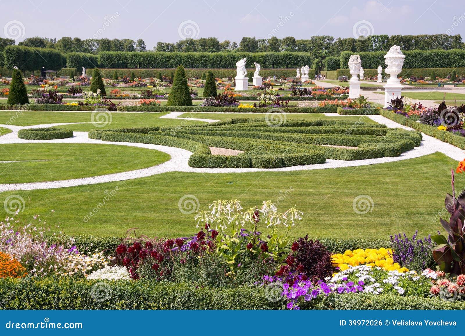 Grandes jardines herrenhausen hannover baja sajonia for Los jardines de lola
