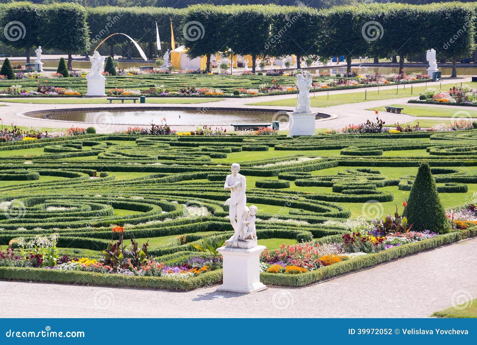 Grandes jardines herrenhausen hannover baja sajonia - Fotos de jardines ...