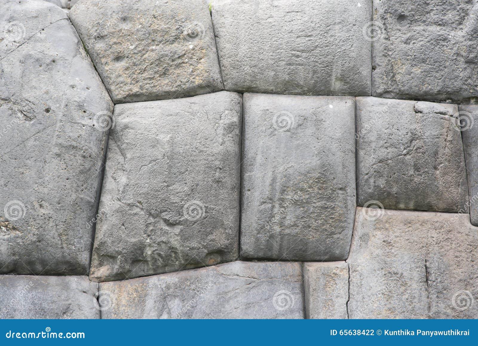 Grandes pierres, Saqsaywaman Cusco Pérou