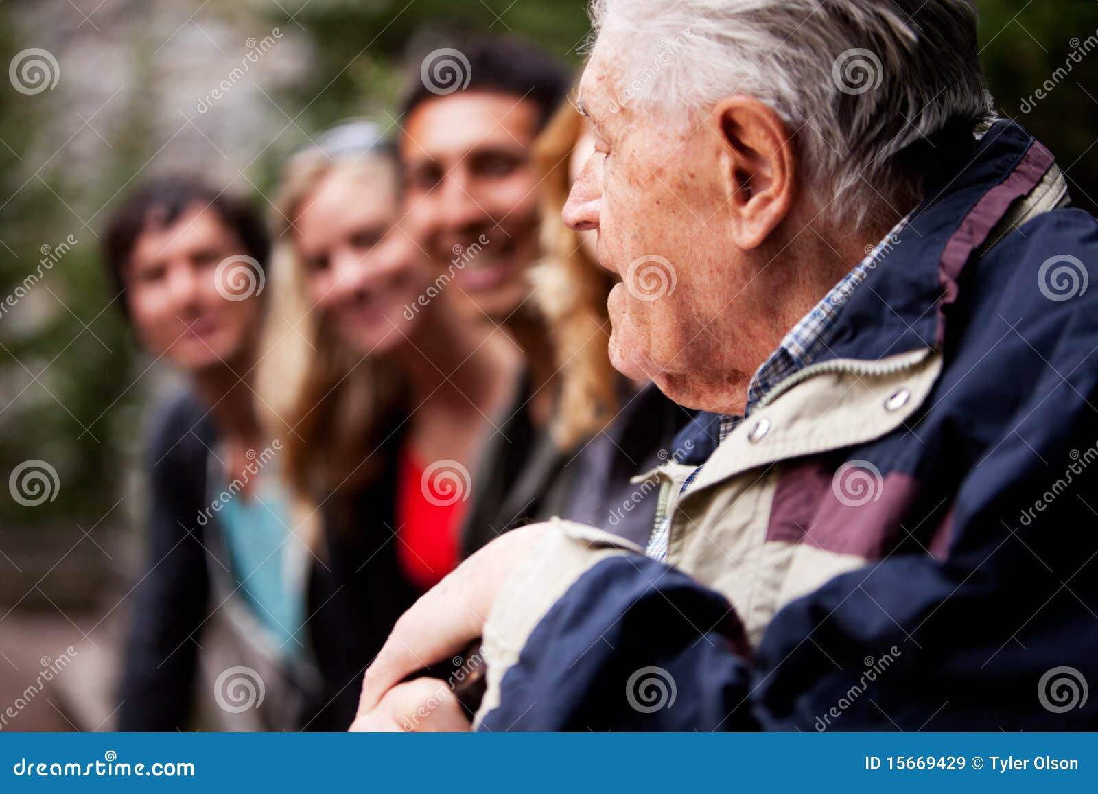 Grandfather stories old vidiusx
