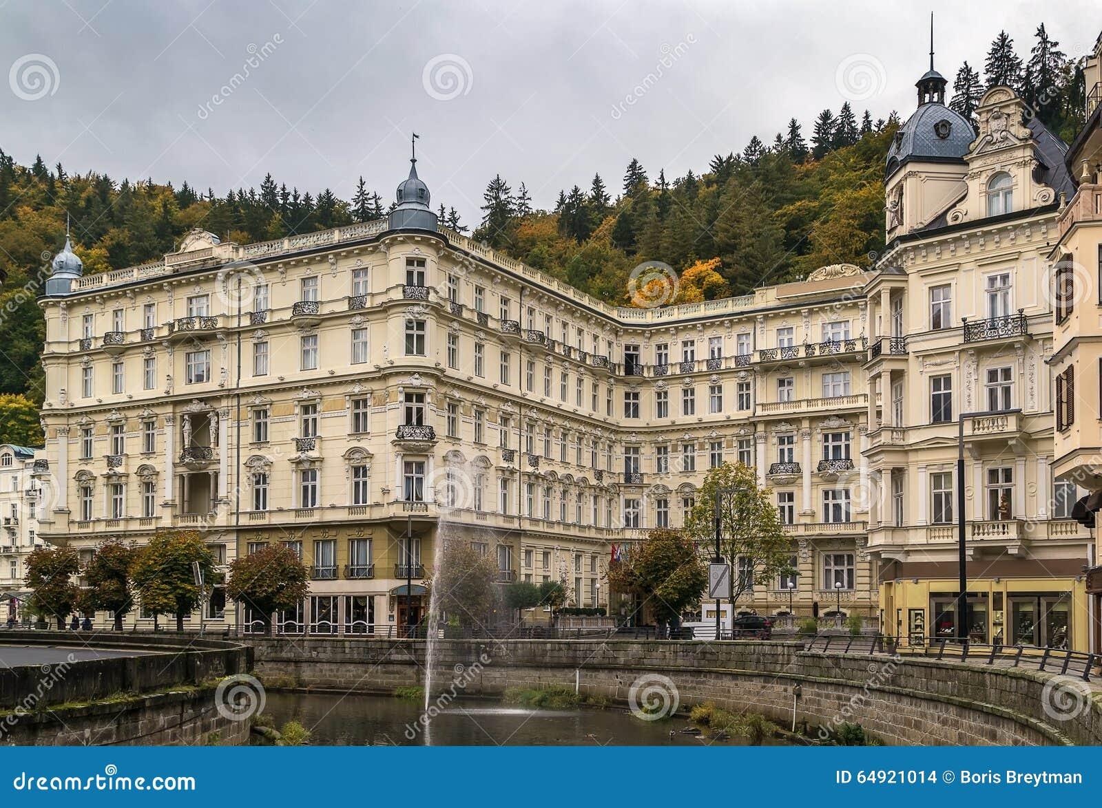 Pupp Hotel Karlsbad