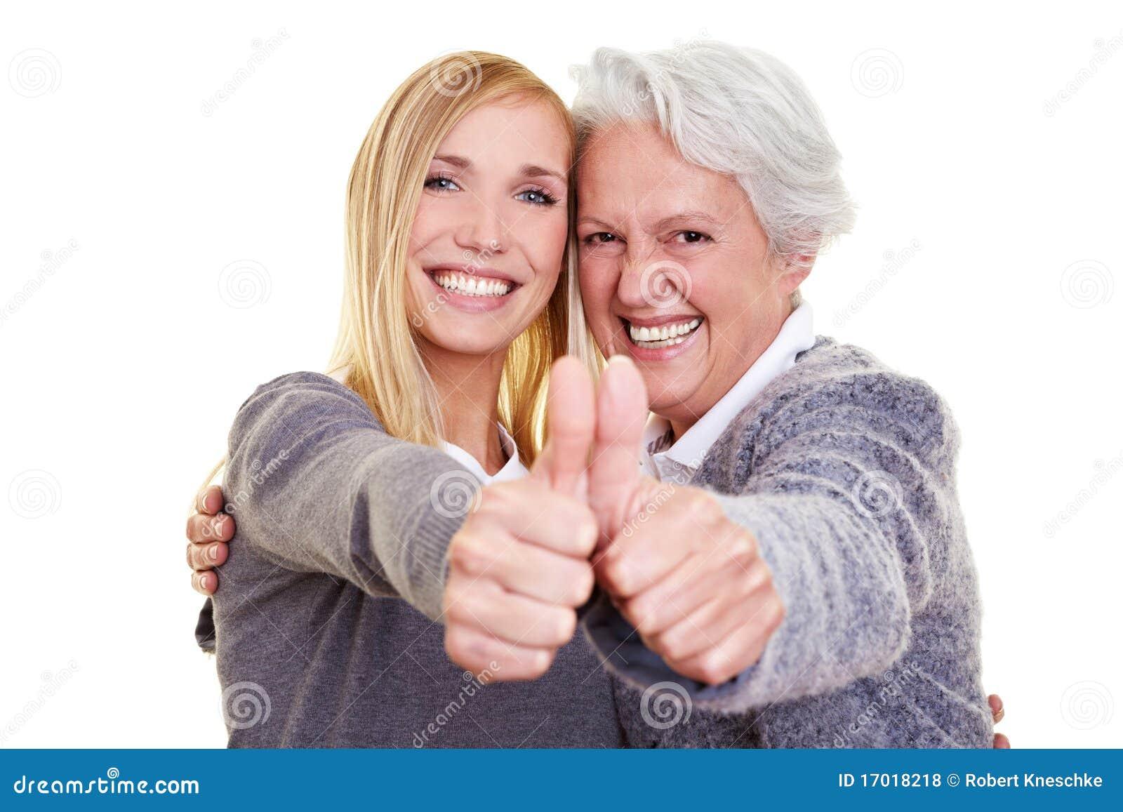 grandma and grandchild holding stock photo image of people