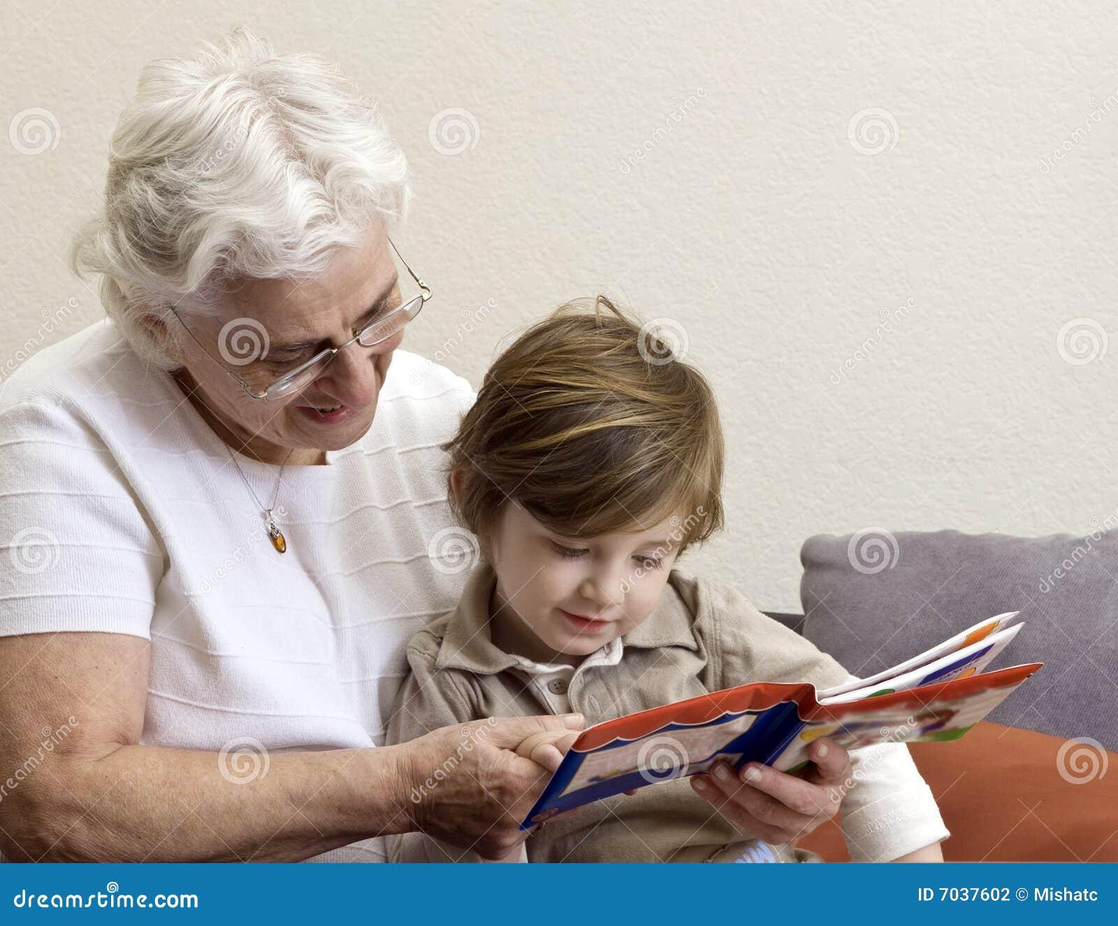 grandmas and grandson nude