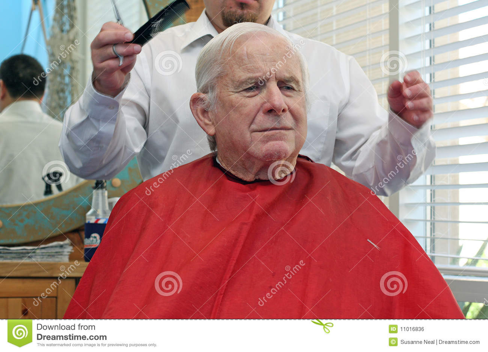 grandpa gets a haircut royalty free stock image image grandpa clipart free grandpa clip art free