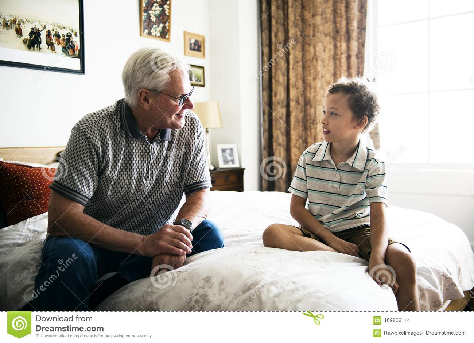 Grandpa bets on grandson sports betting iphone