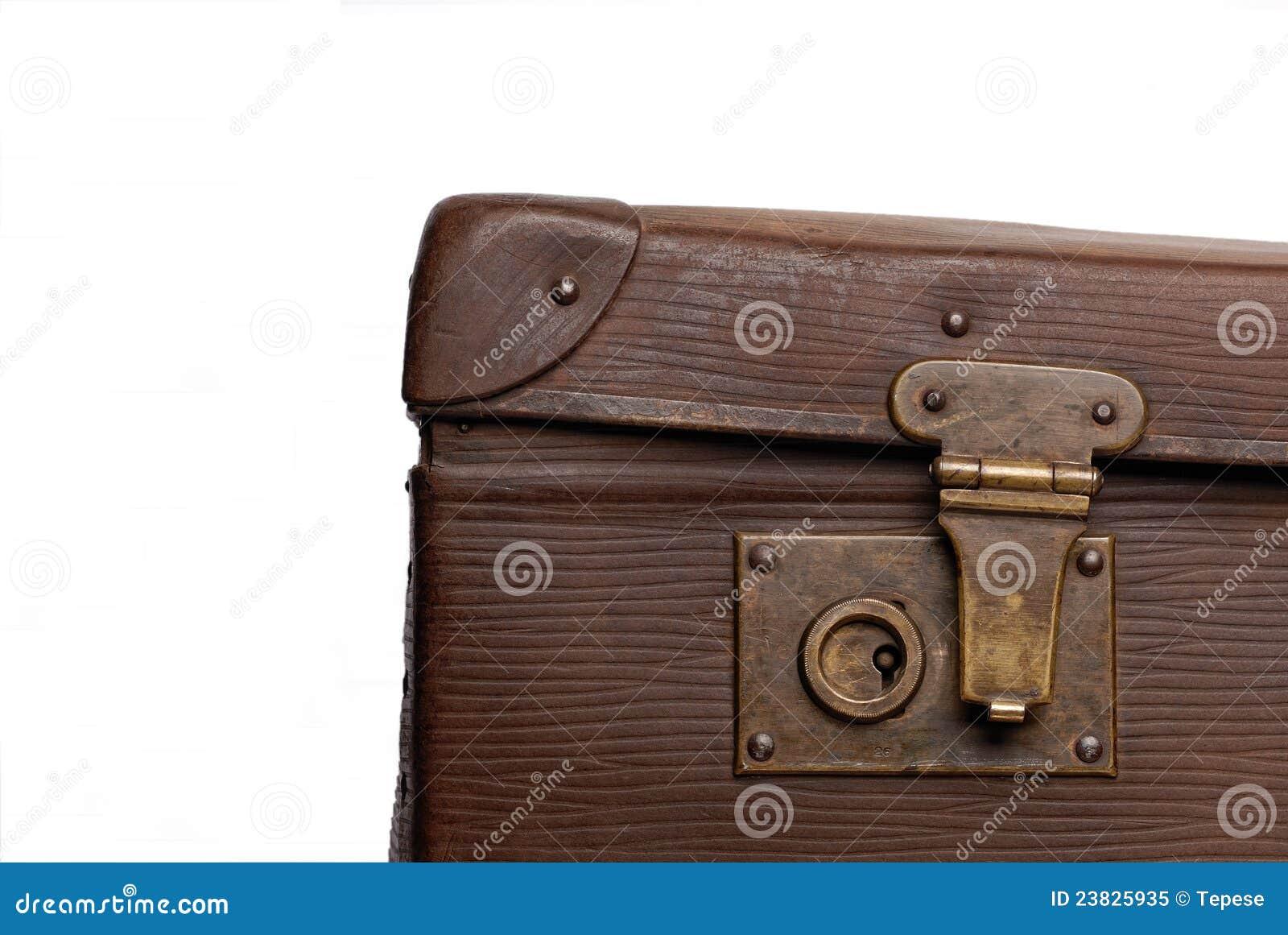 koffer verriegelung
