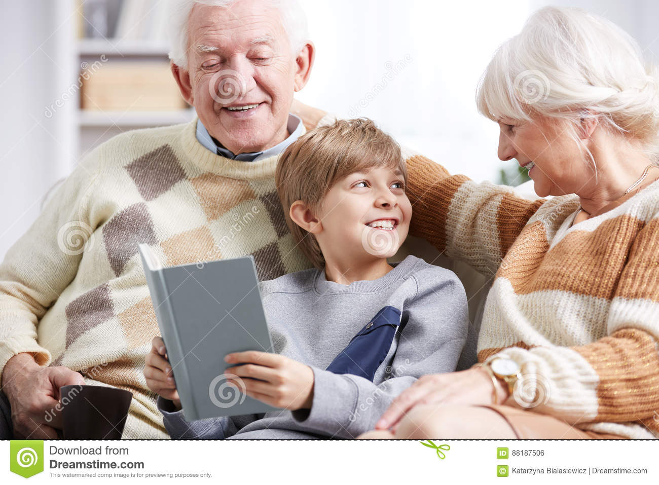 Watch How to Be Good Grandparents video