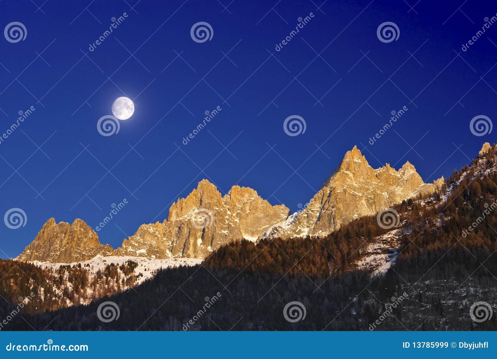 Grands les góry