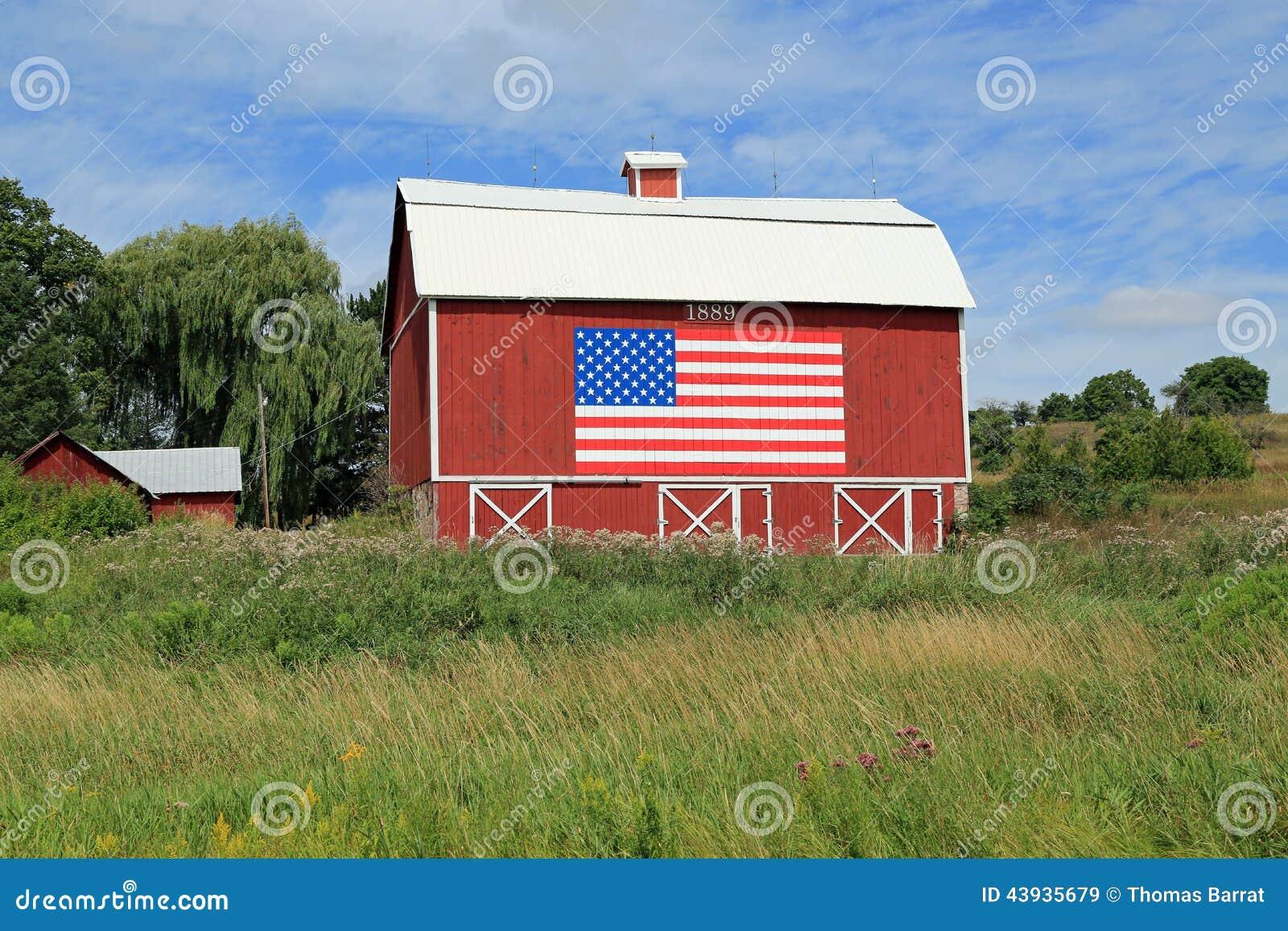 Granero americano