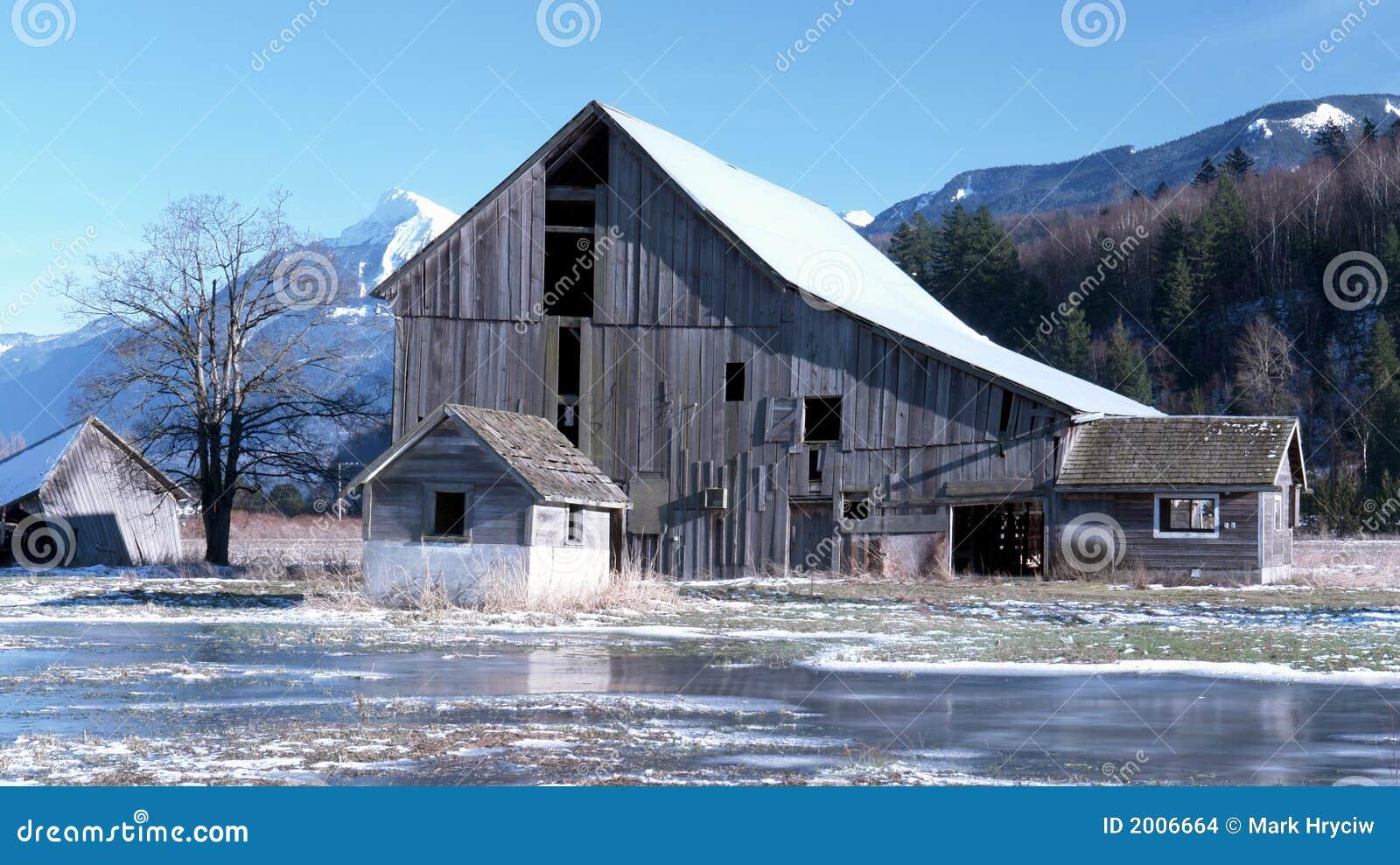 Grange de l hiver