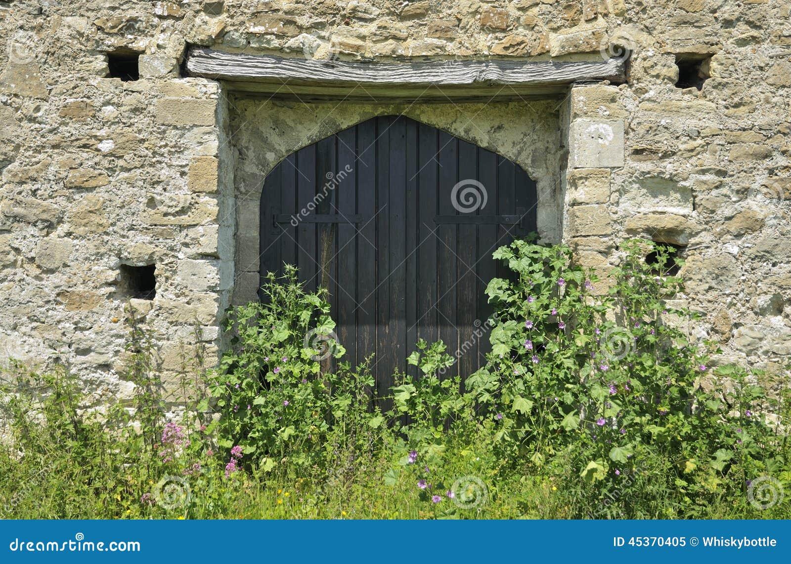 Grange de la dîme médiévale de grange de St Leonards