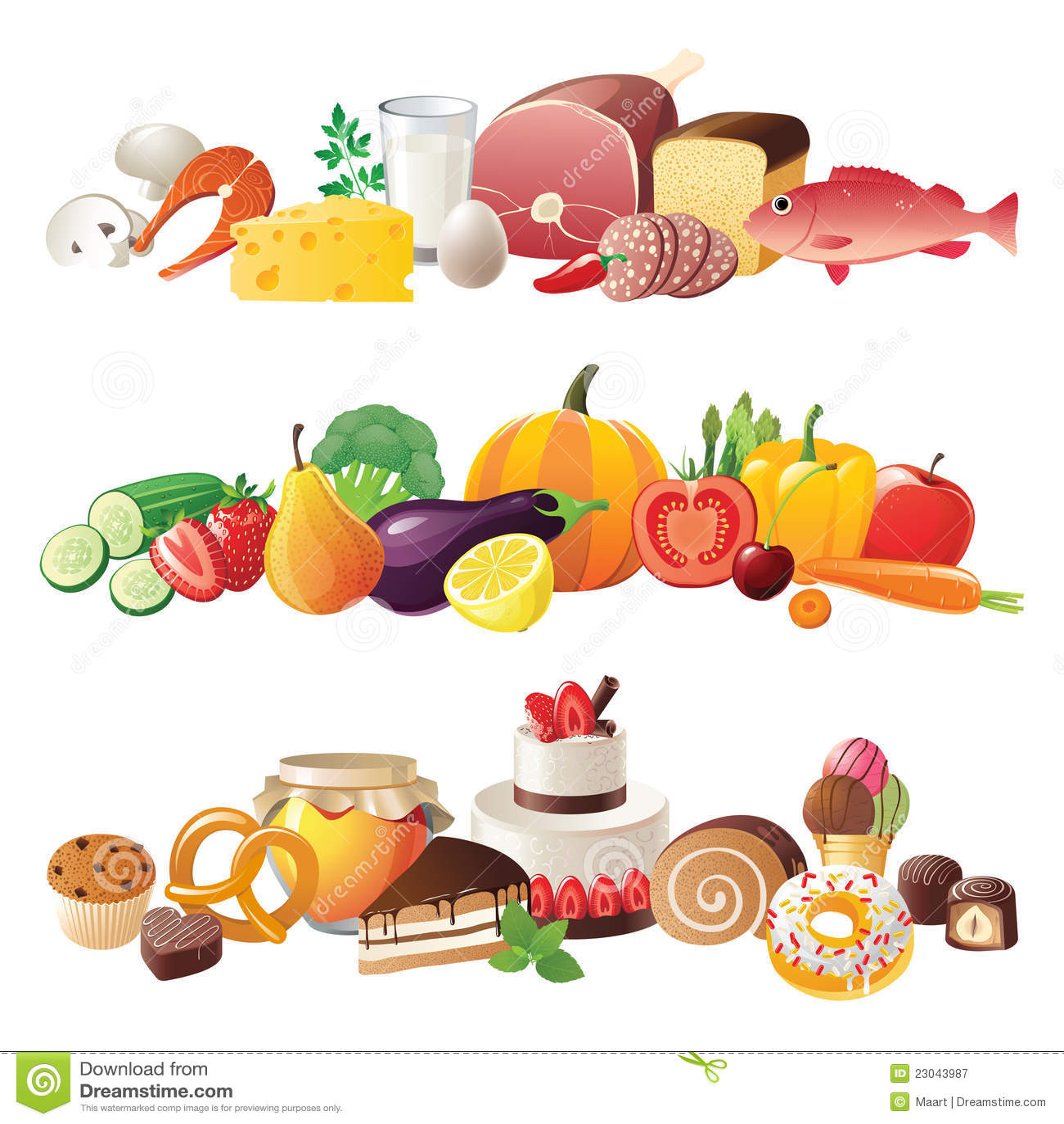 Graniczy jedzenie