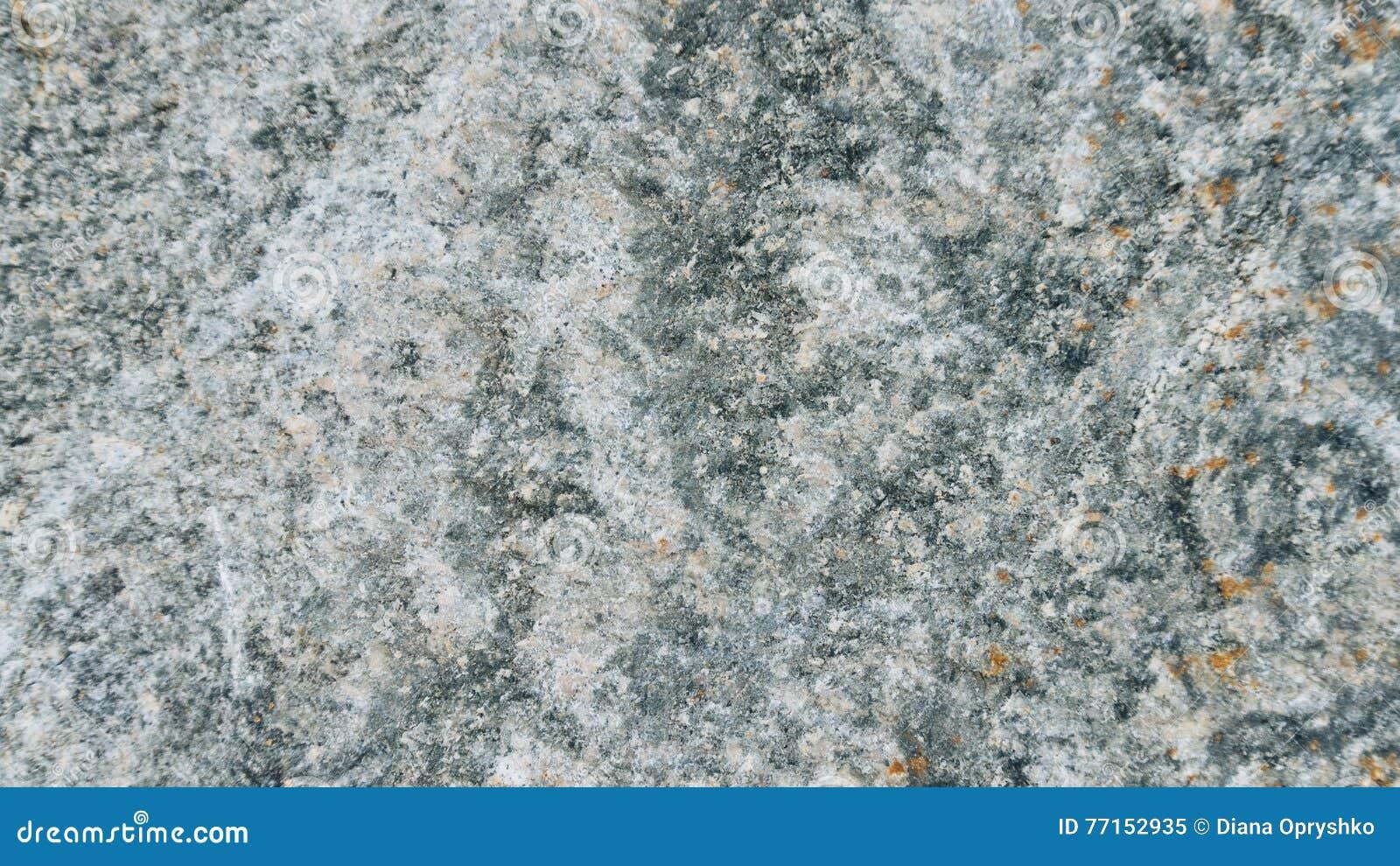 Granit en pierre de Strzegom de fond de texture