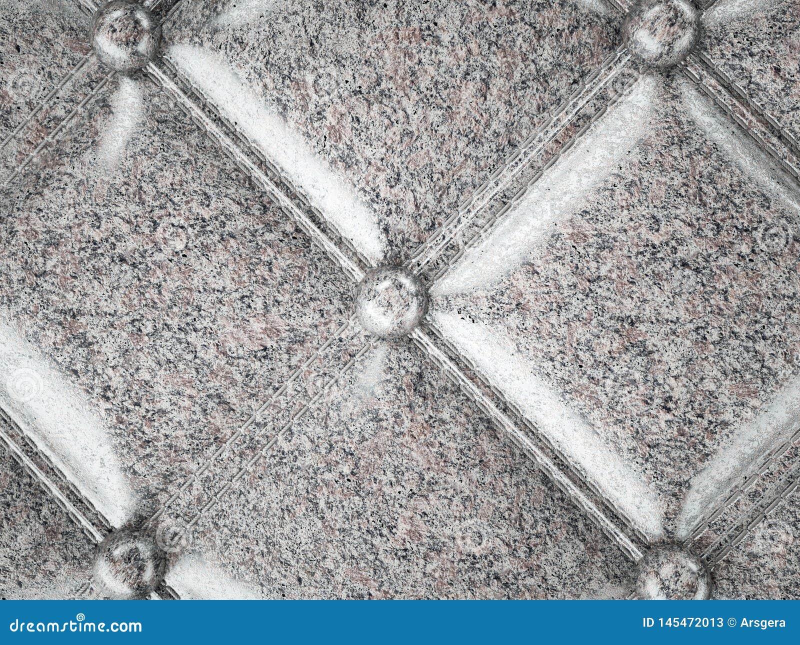 Granit n?hte Beschaffenheit oder Hintergrund mit St??en