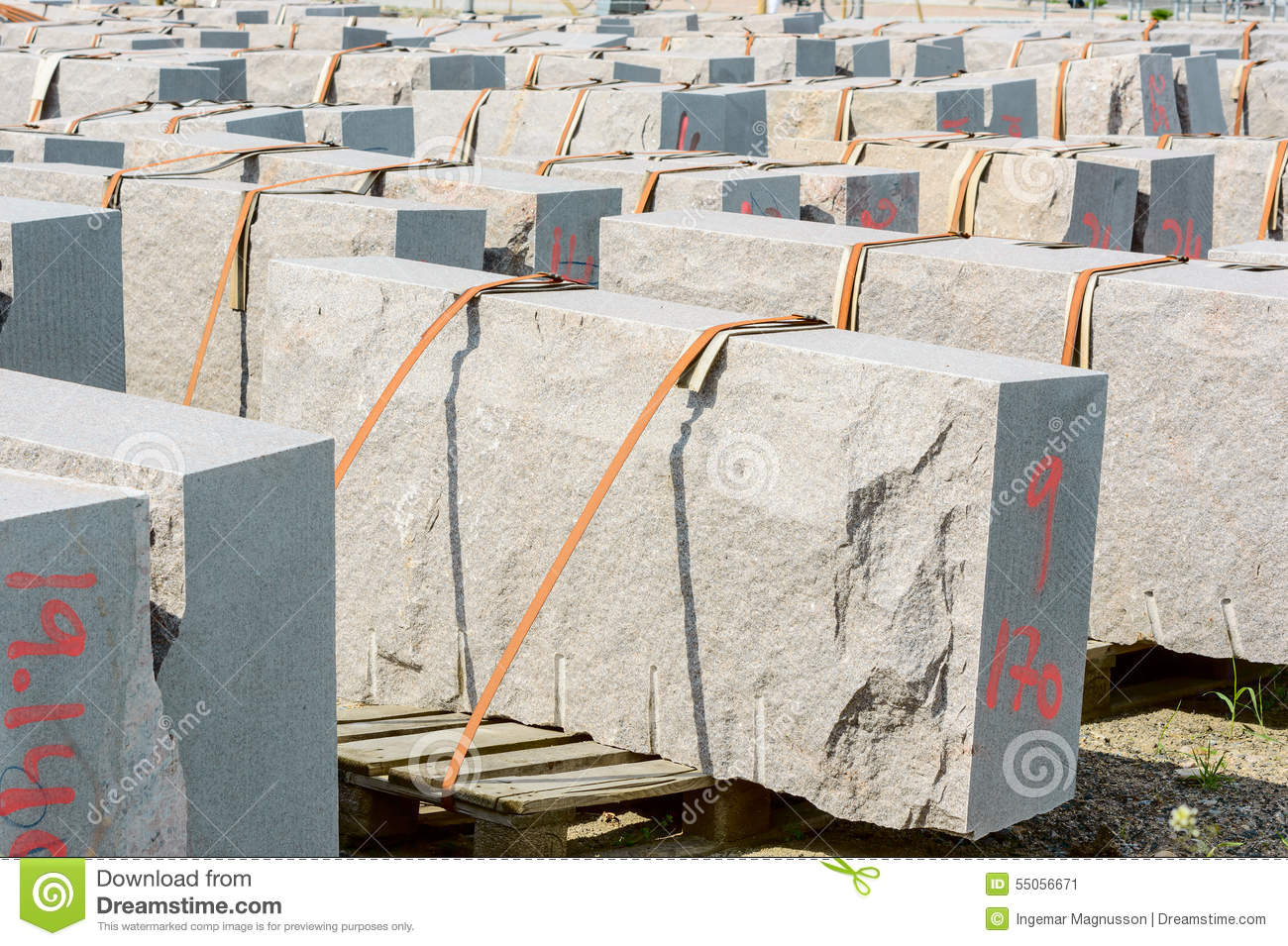 Granite Building Blocks : Granite building stock image cartoondealer