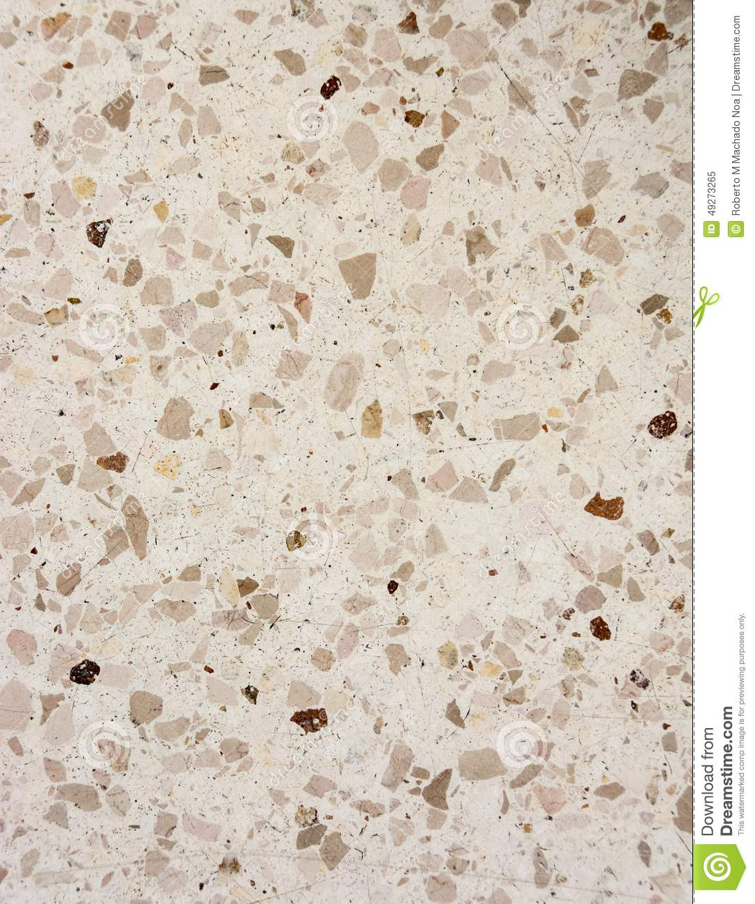 Granite floor texture stock photo image 49273265 for Pisos de granito blanco