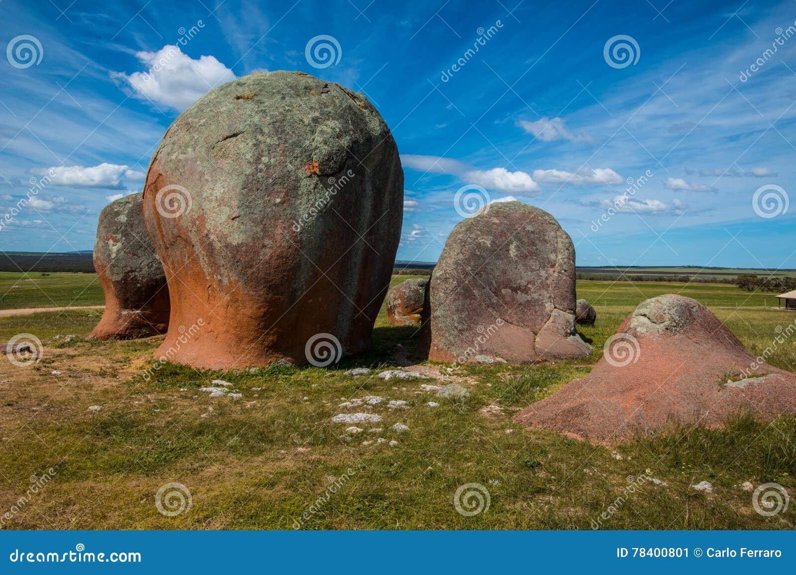Granite inselberg