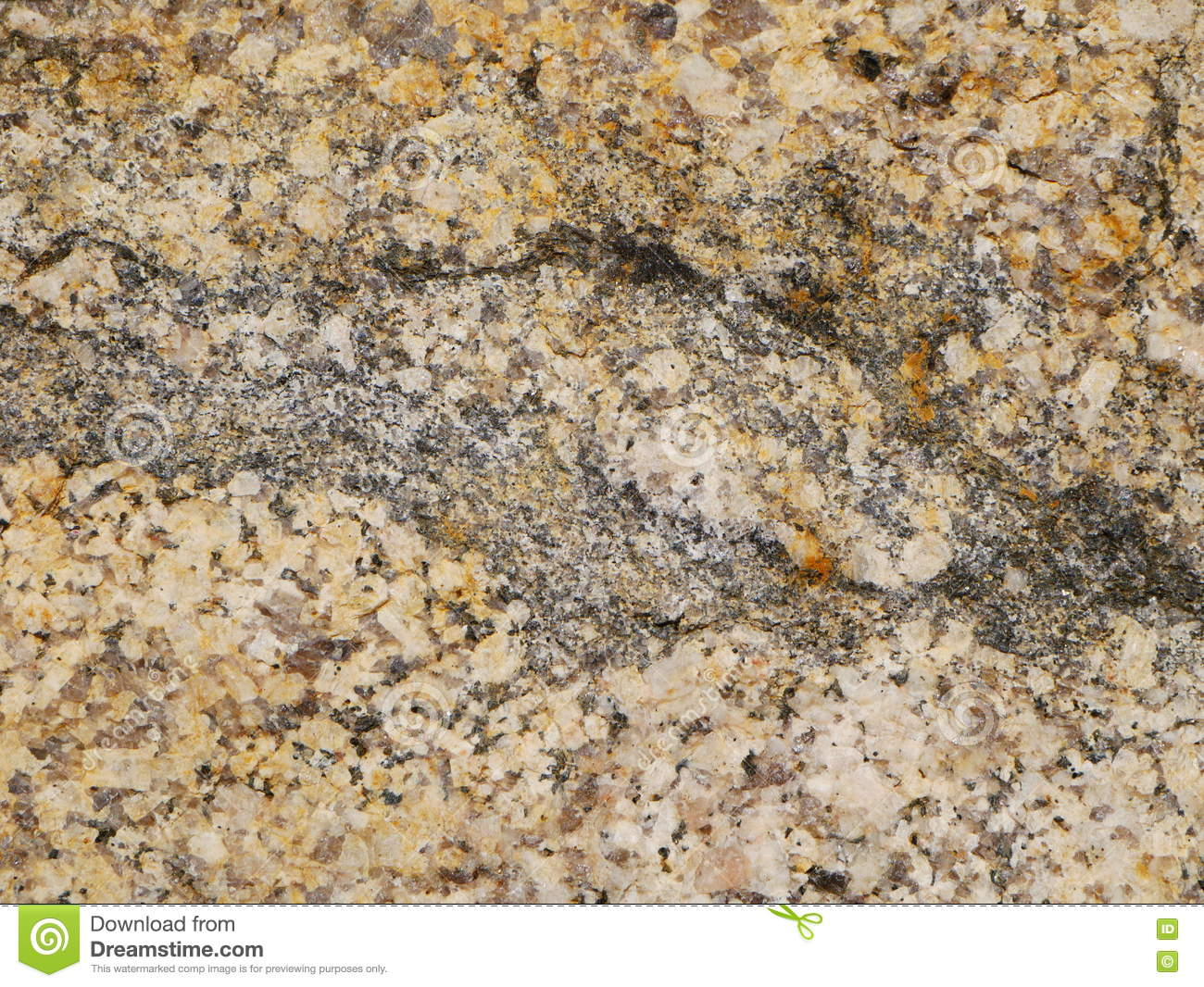Granite Of New Hampshire Graphical Background Or Pattern Stock
