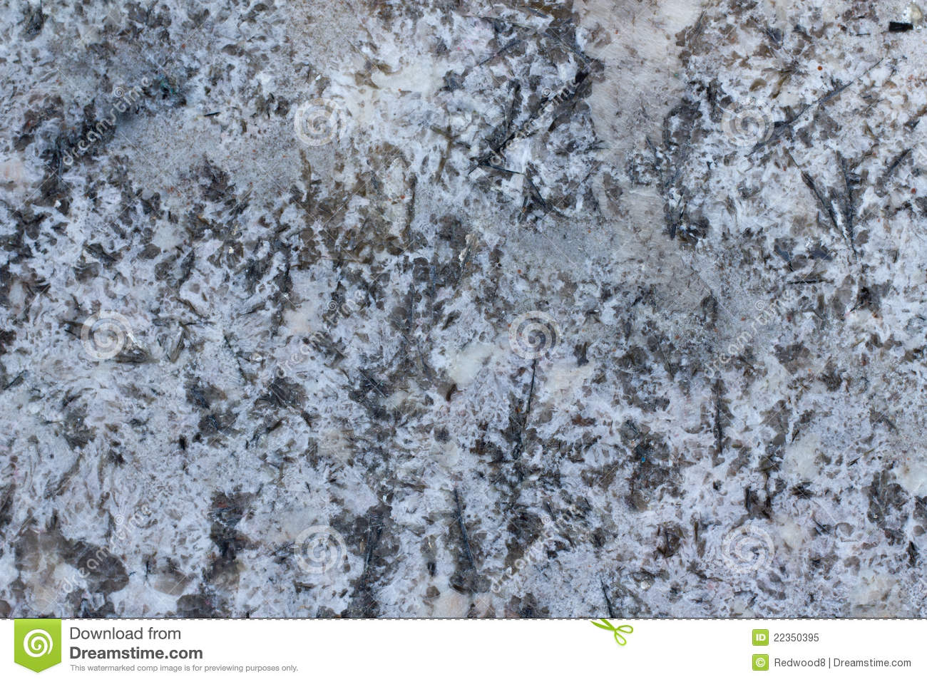 Granite Pattern With Blue And Gray Royalty Free Stock