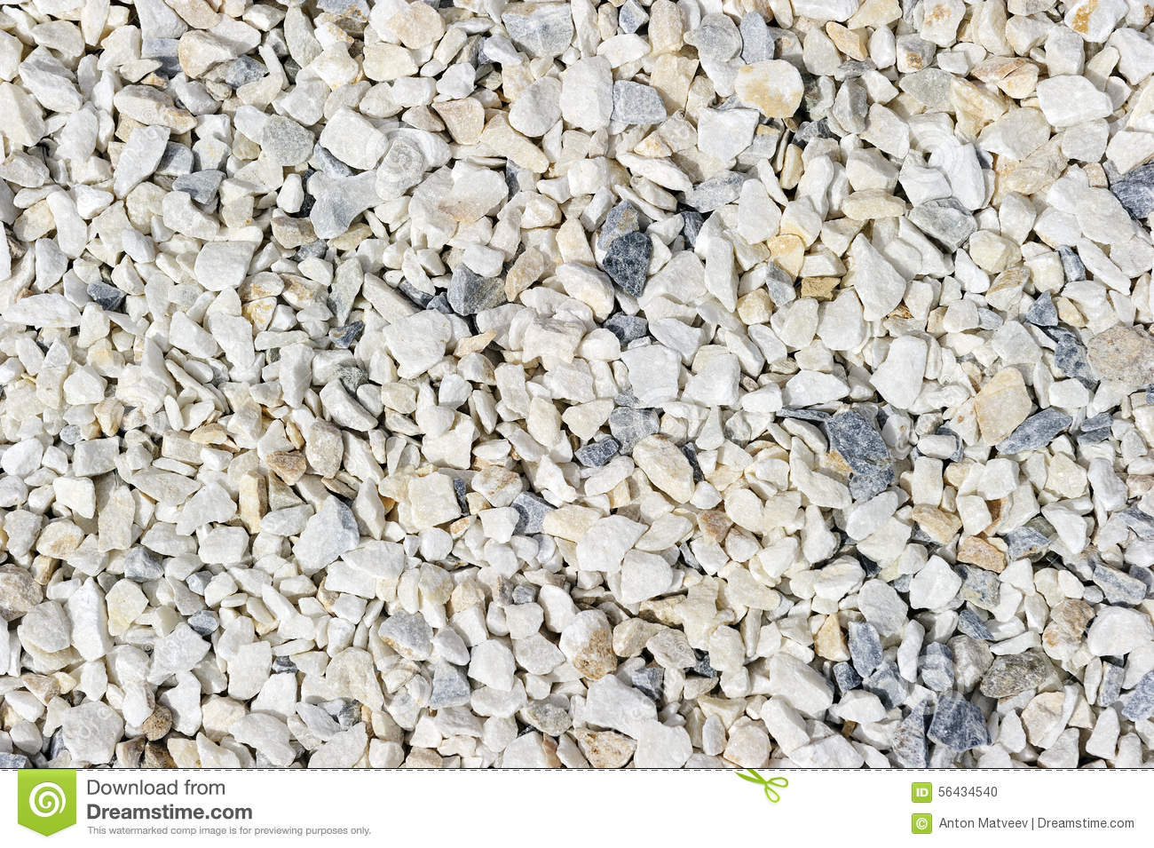 Granite Stone Gravel Stock Photo Image Of Closeup