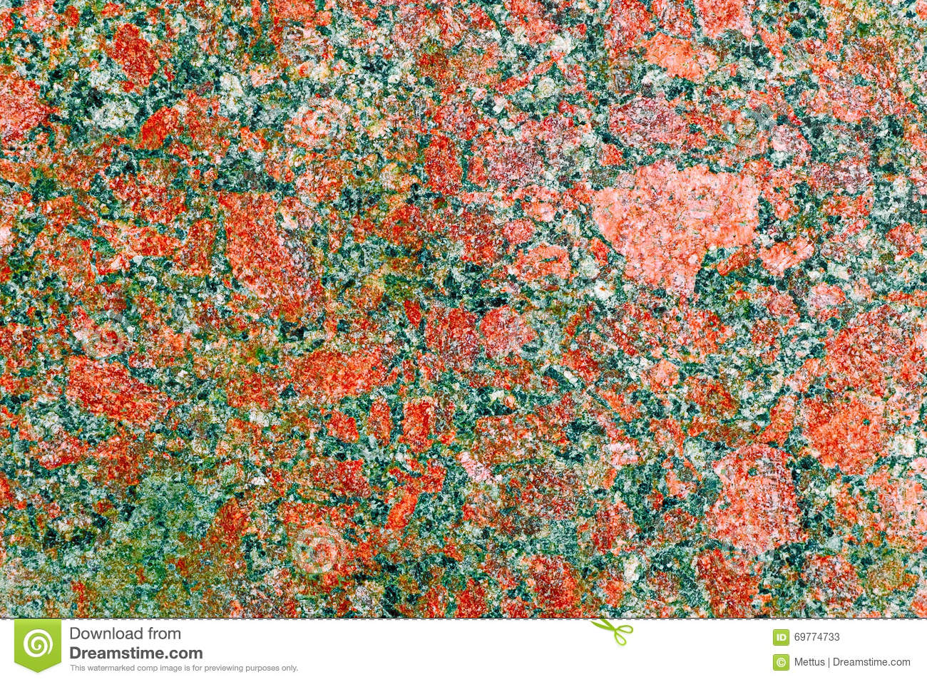 Granite Surface Structure Texture Construction And