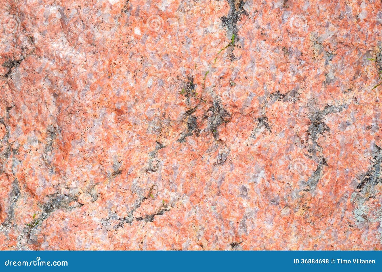 Download Granito di Rapakivi fotografia stock. Immagine di rossastro - 36884698