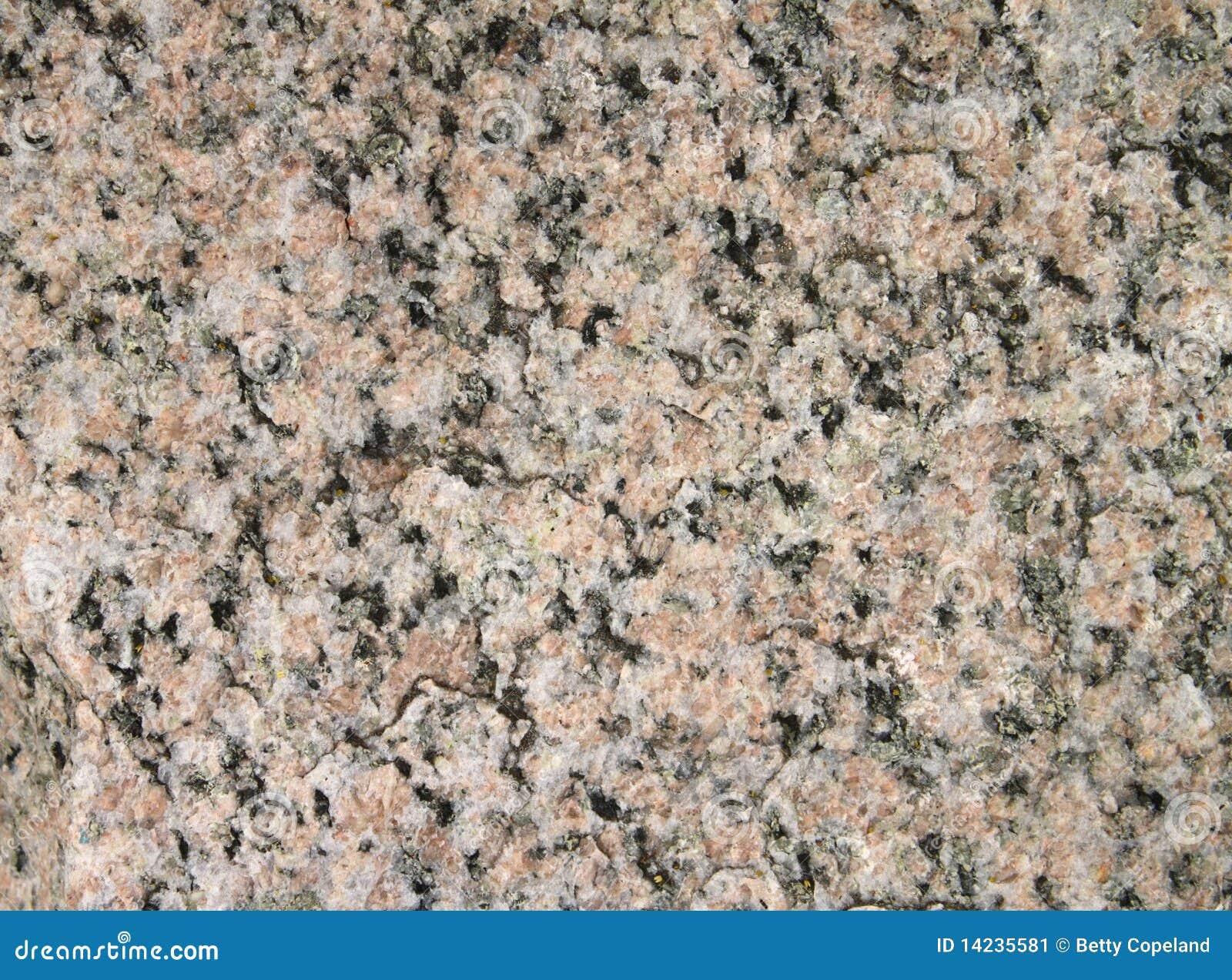 Granito rosado imagen de archivo imagen 14235581 - Granito sin pulir ...