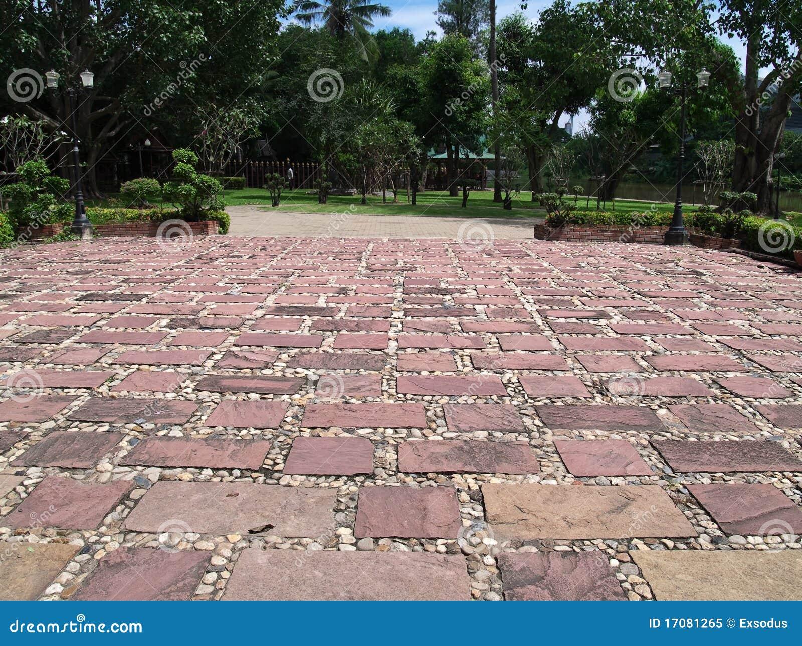 Granitquadrat