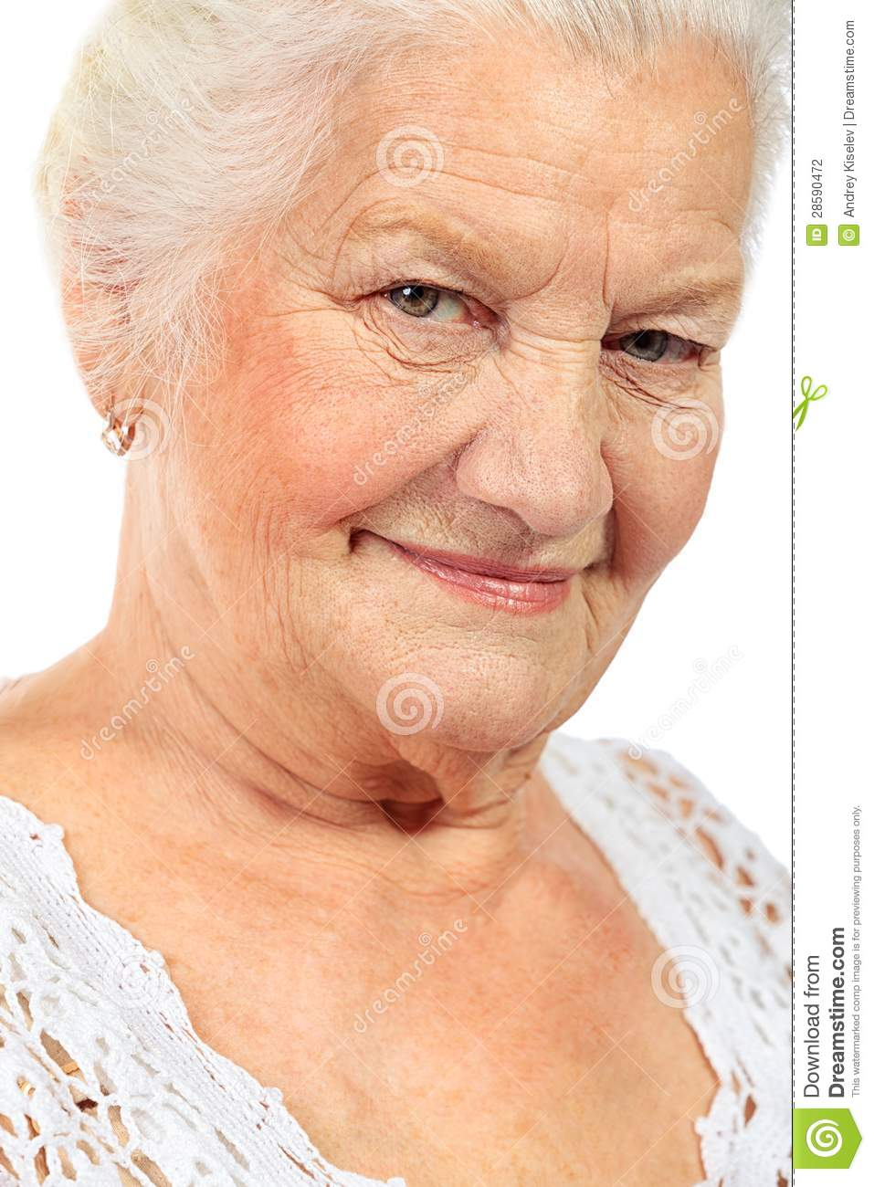 Granny facial thumbs