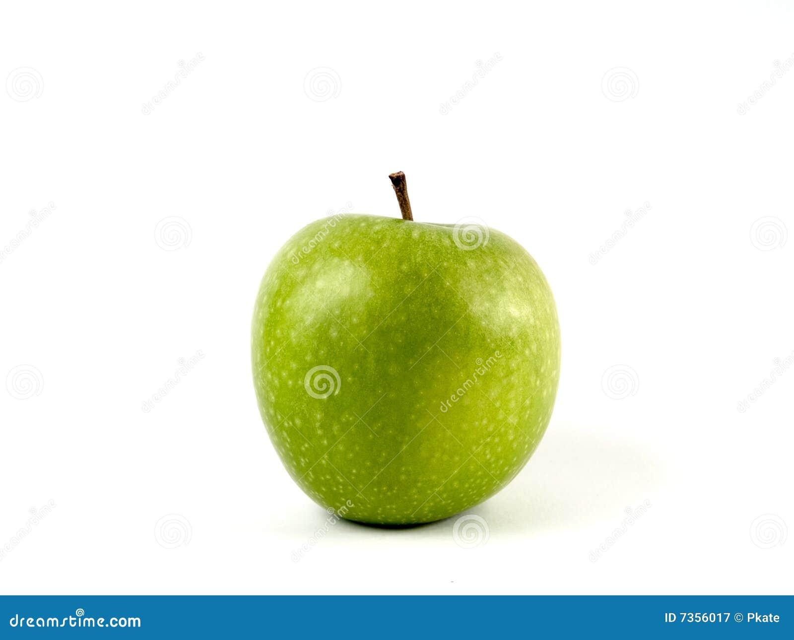 Carbs in a green apple