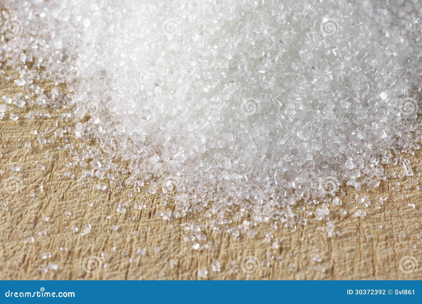 Pile of granula...